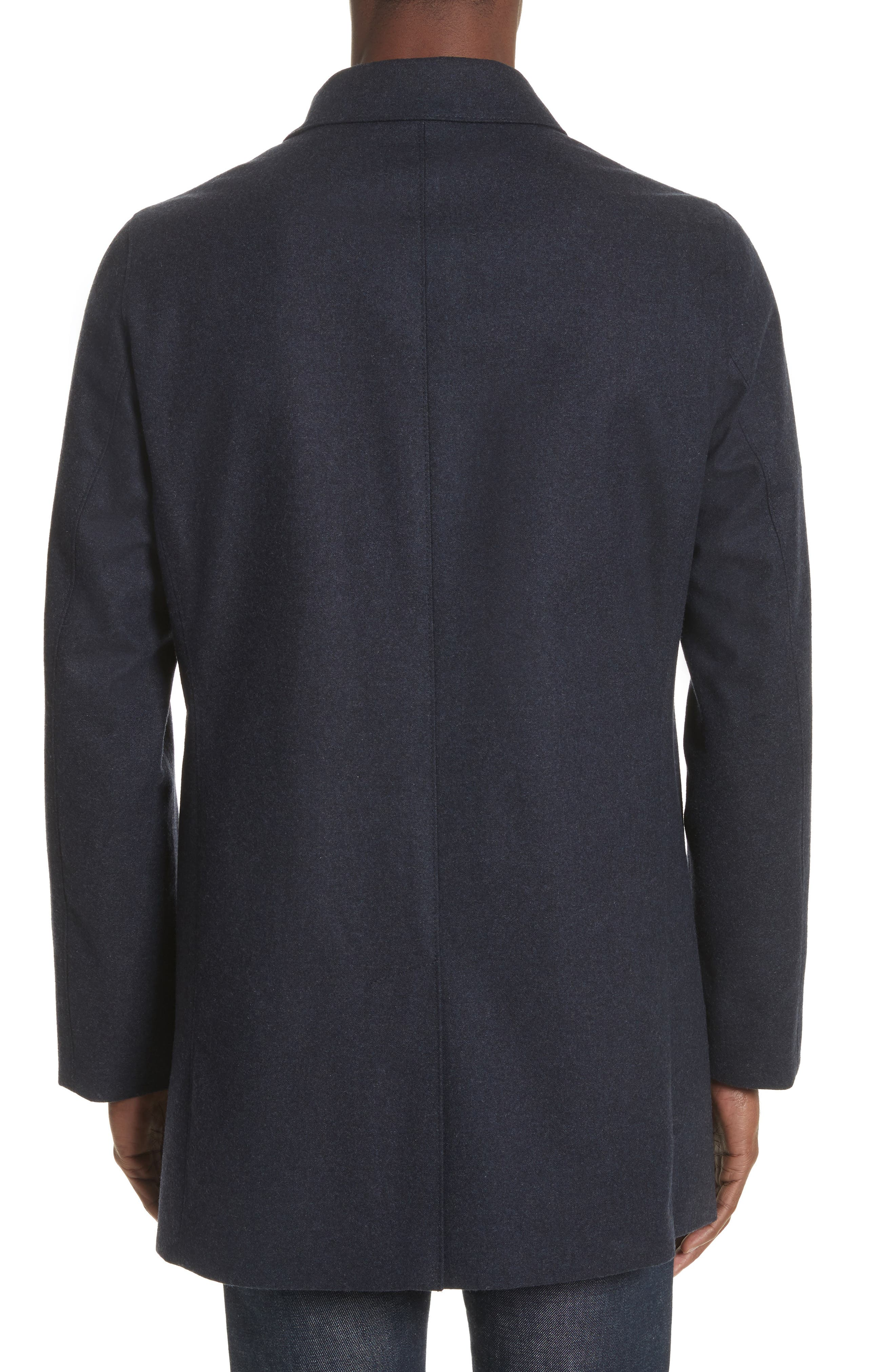 Buckley Wool Blend Topcoat,                             Alternate thumbnail 2, color,