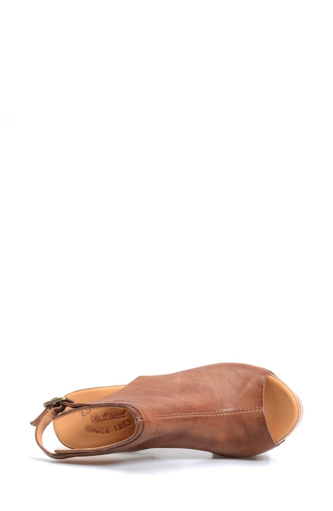'Berit' Wedge Sandal,                             Alternate thumbnail 60, color,