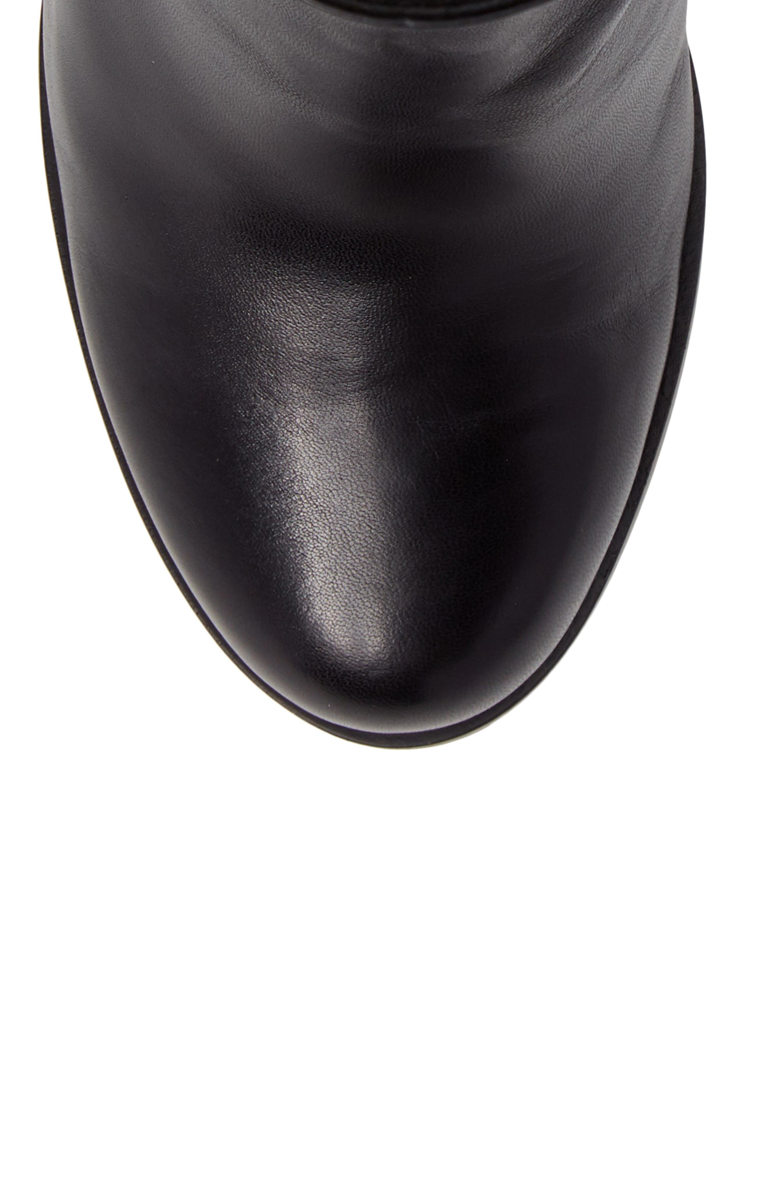 Rebecca Wedge Bootie,                             Alternate thumbnail 5, color,                             002