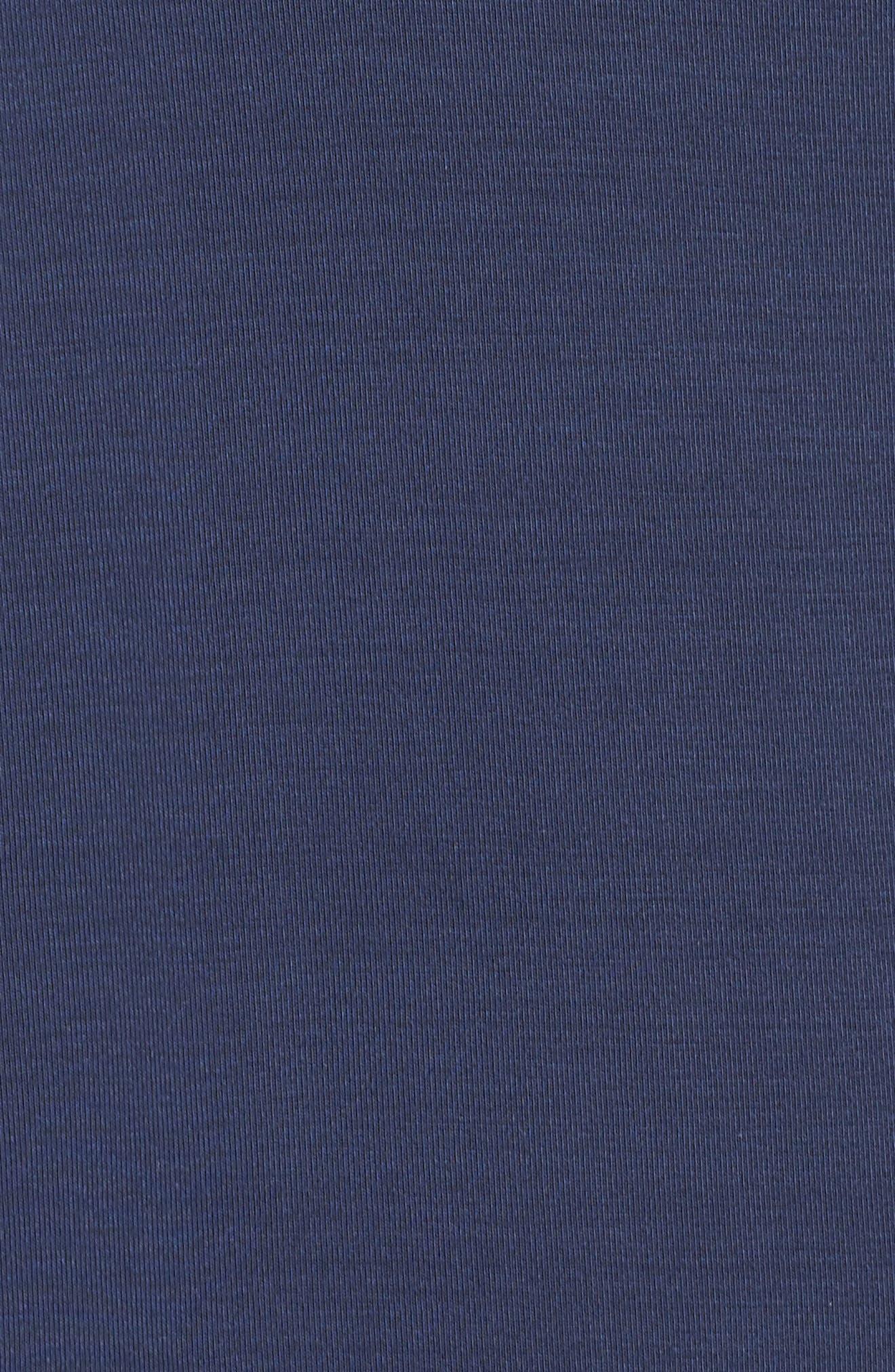 Flora Nikrooz Snuggle Camisole,                             Alternate thumbnail 5, color,                             STEEL BLUE