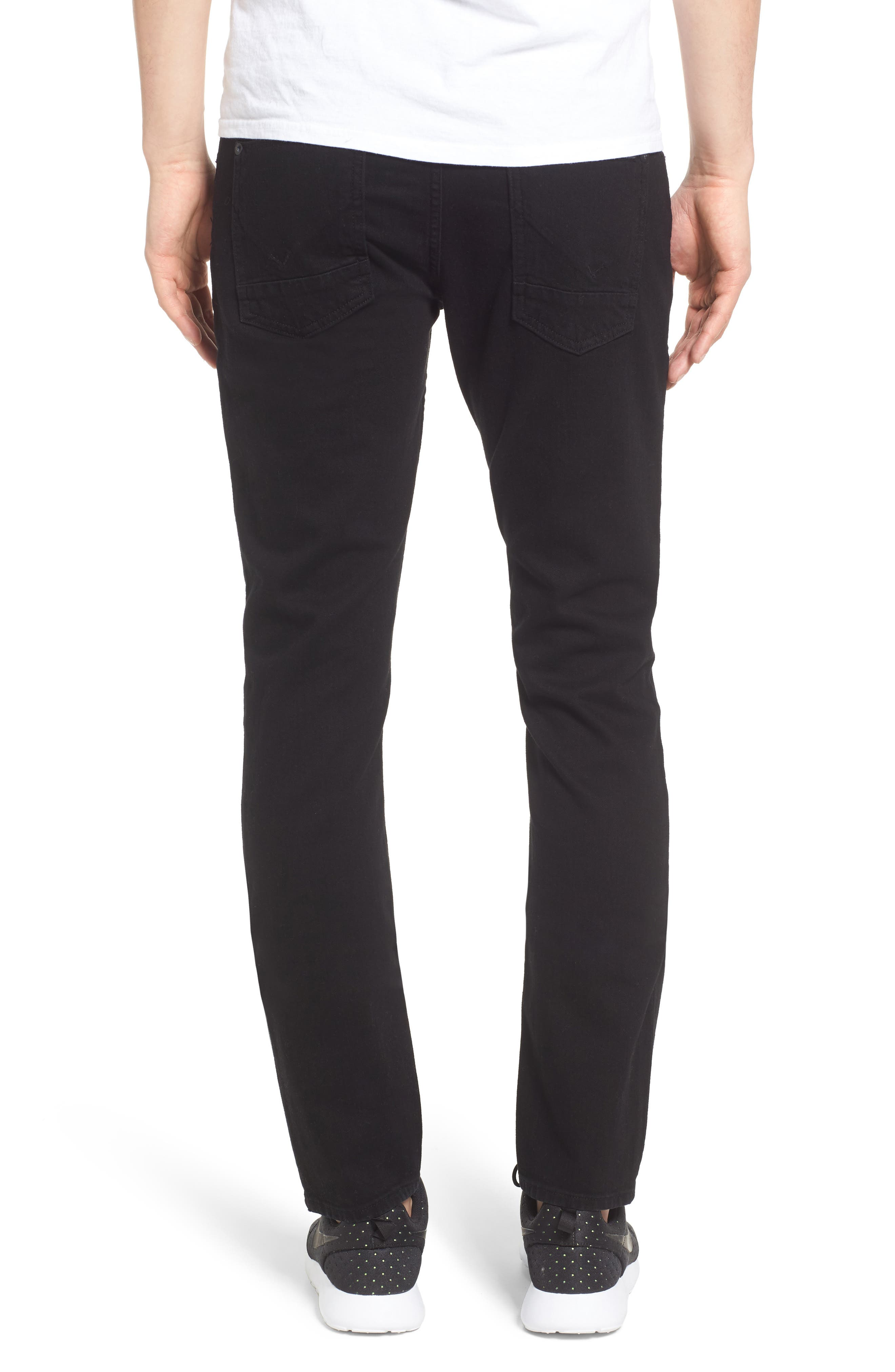 Axl Skinny Fit Jeans,                             Alternate thumbnail 2, color,                             002