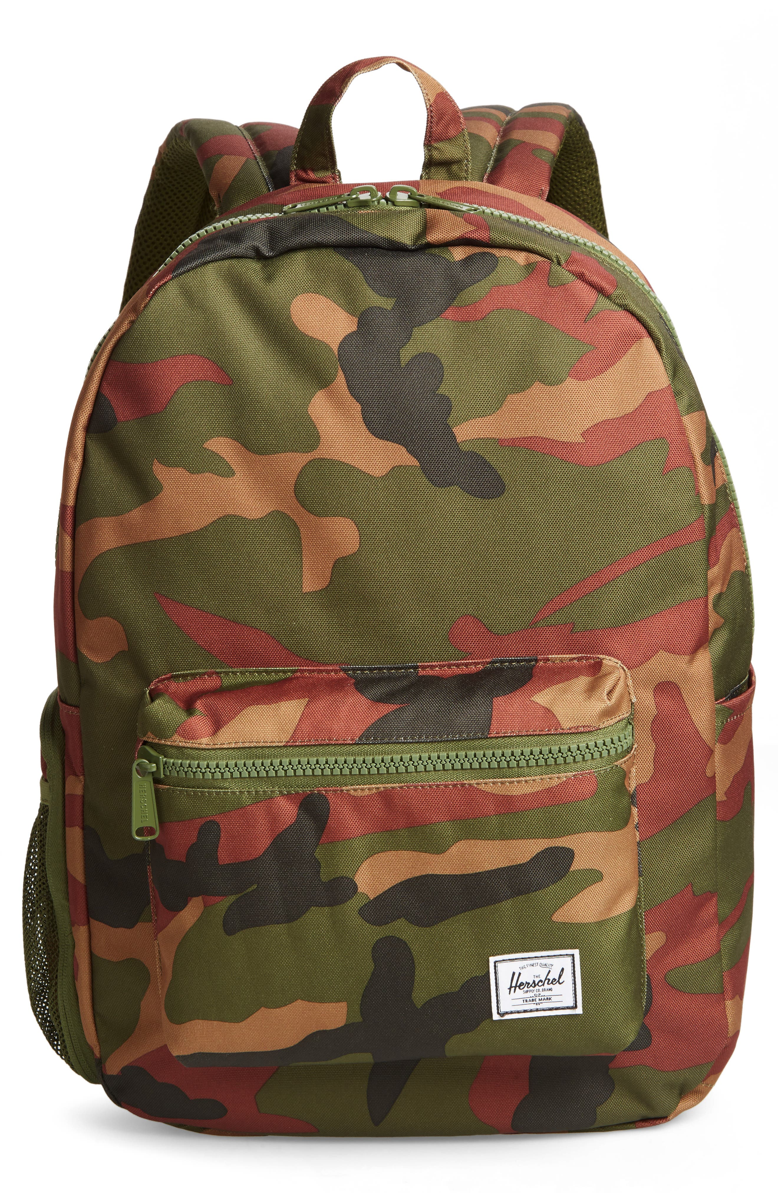 HERSCHEL SUPPLY CO. Settlement Sprout Diaper Backpack, Main, color, 340