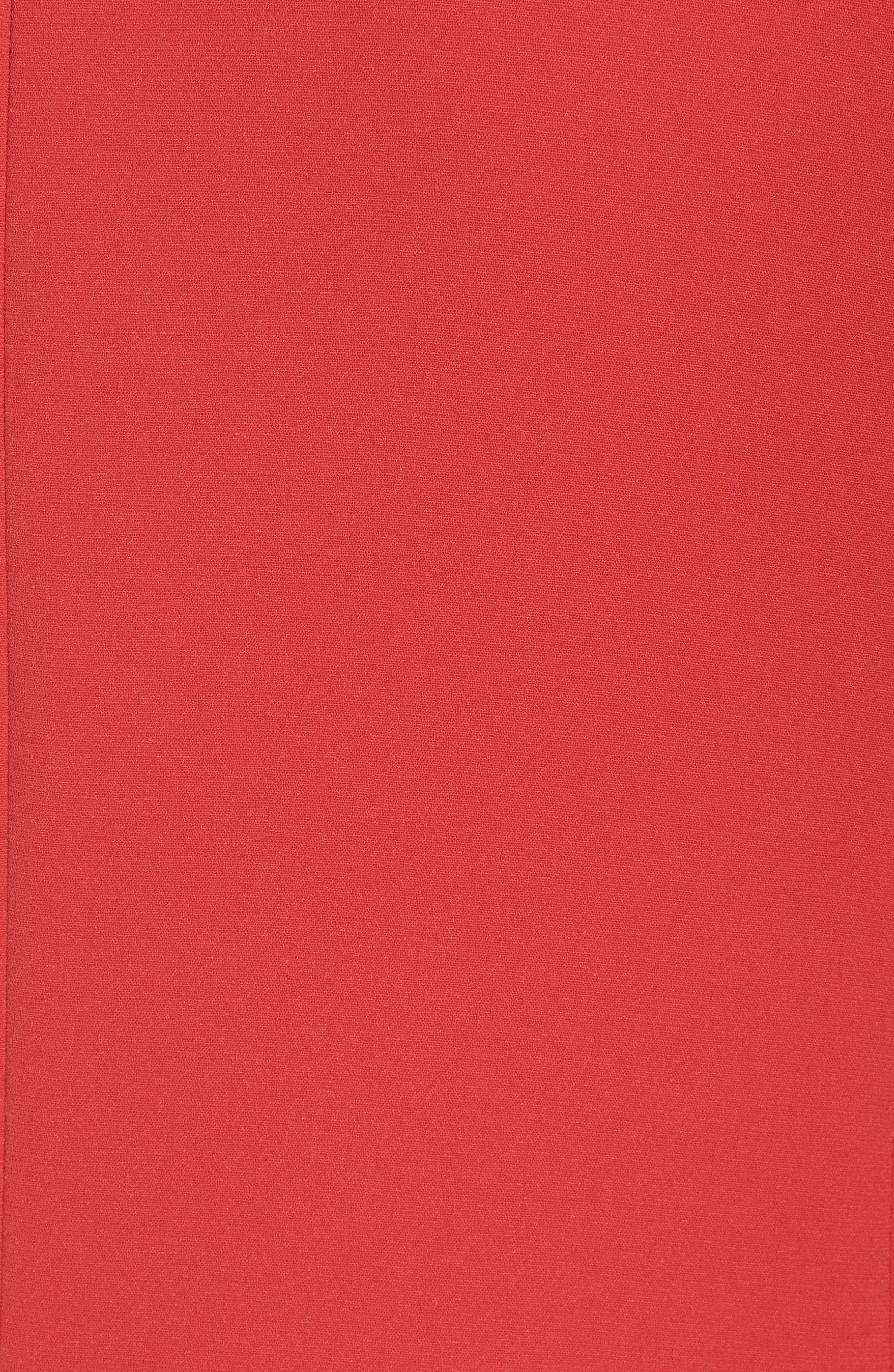 Bria Finesse Crepe Jacket,                             Alternate thumbnail 6, color,                             604