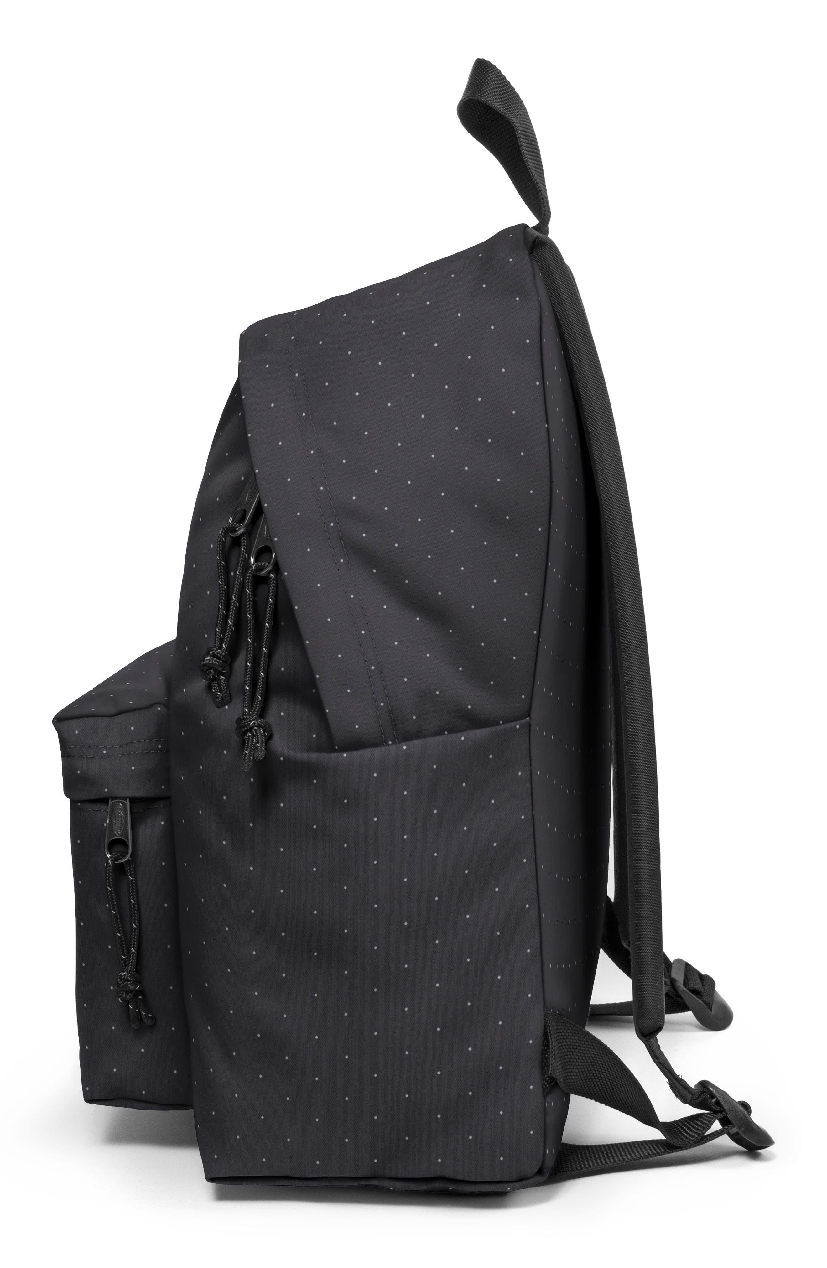 EASTPAK,                             Padded Pak'r<sup>®</sup> Nylon Backpack,                             Alternate thumbnail 4, color,                             MINI DOT