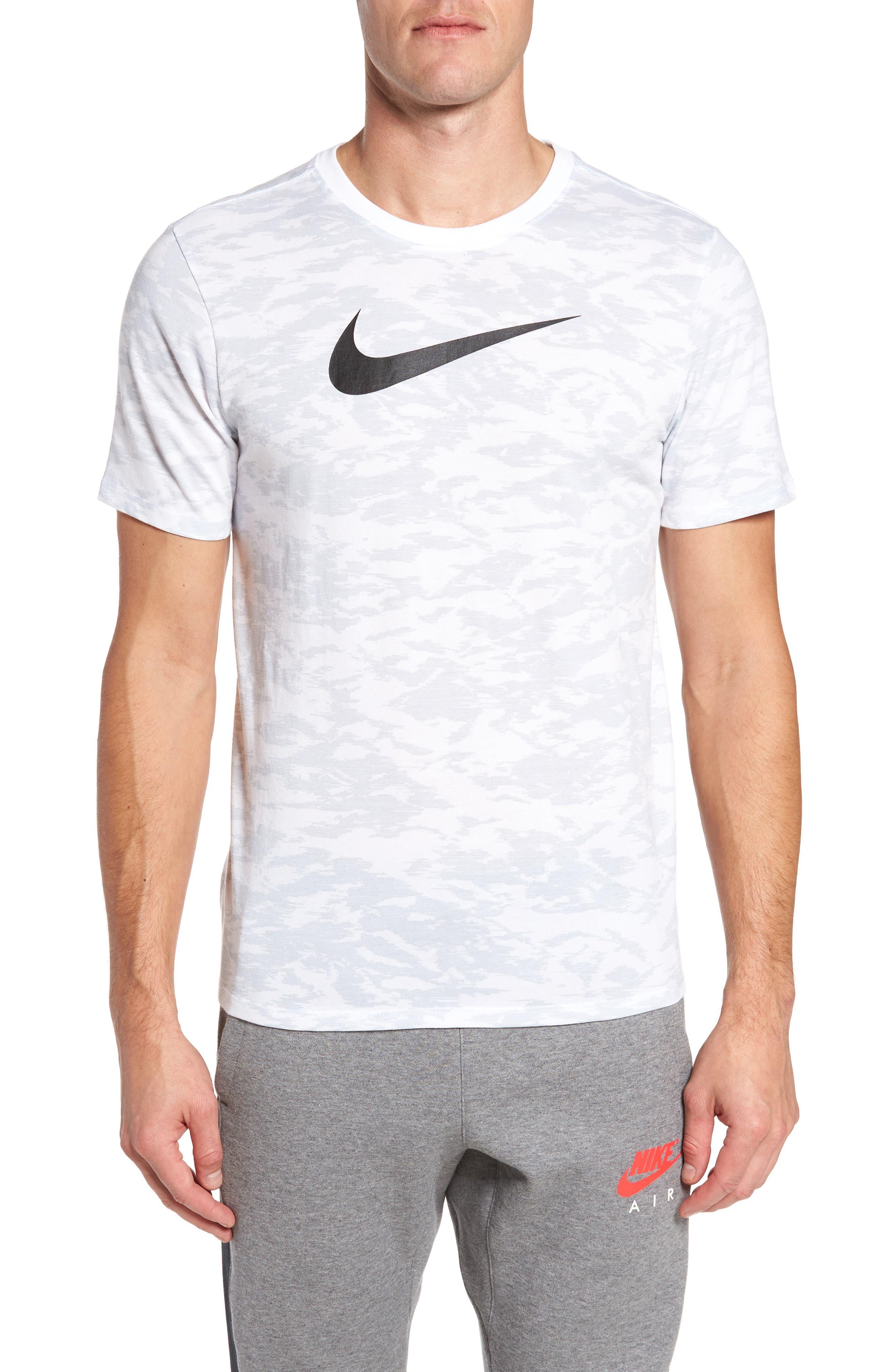 Basketball Attack Logo T-Shirt,                             Main thumbnail 1, color,                             100