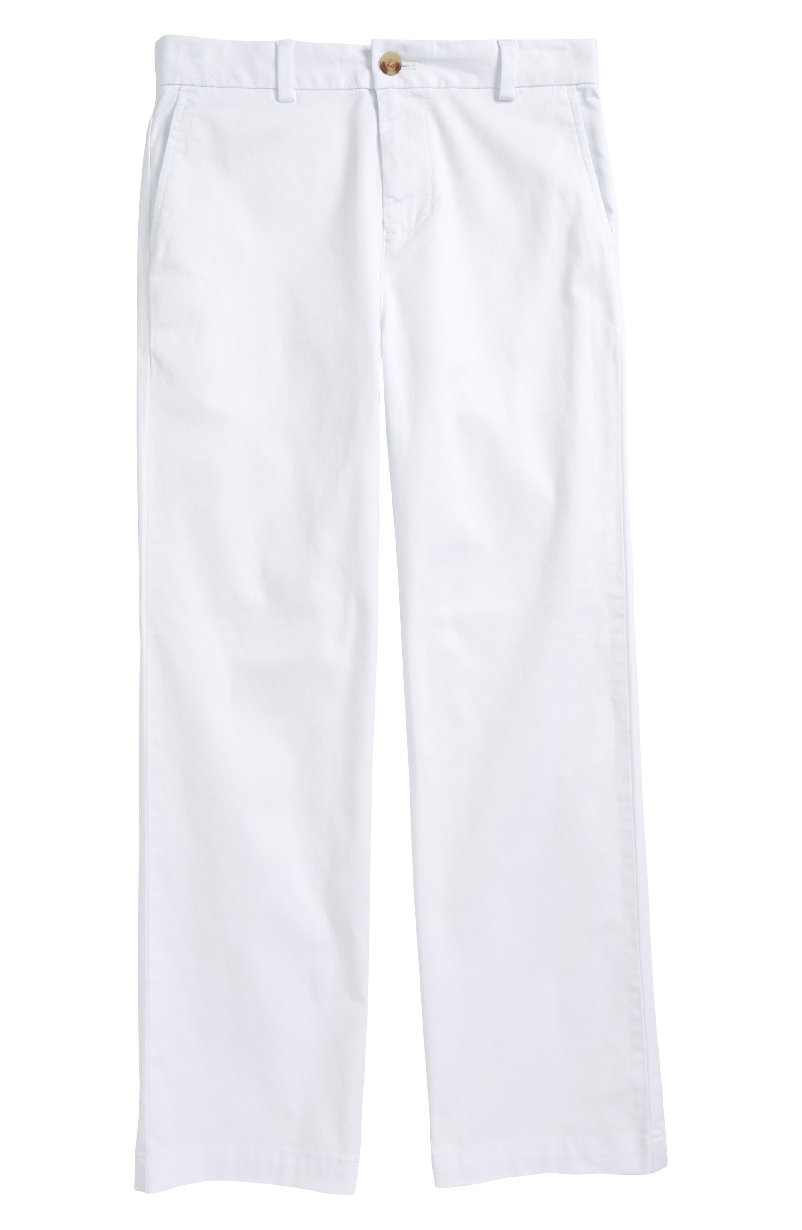 Breaker Pants,                         Main,                         color, WHITE CAP