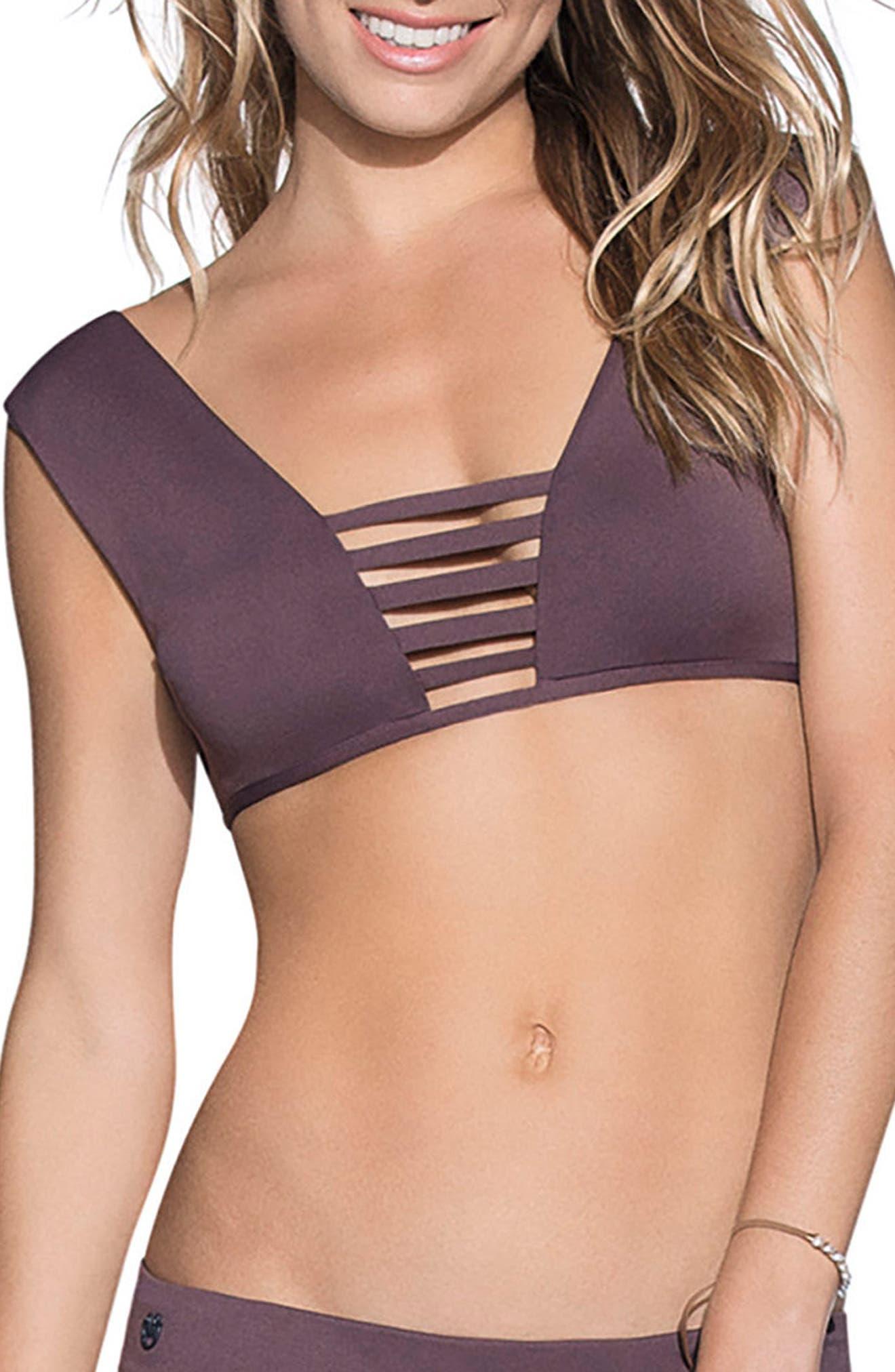Fig Divine Reversible Bikini Top,                             Main thumbnail 1, color,                             501