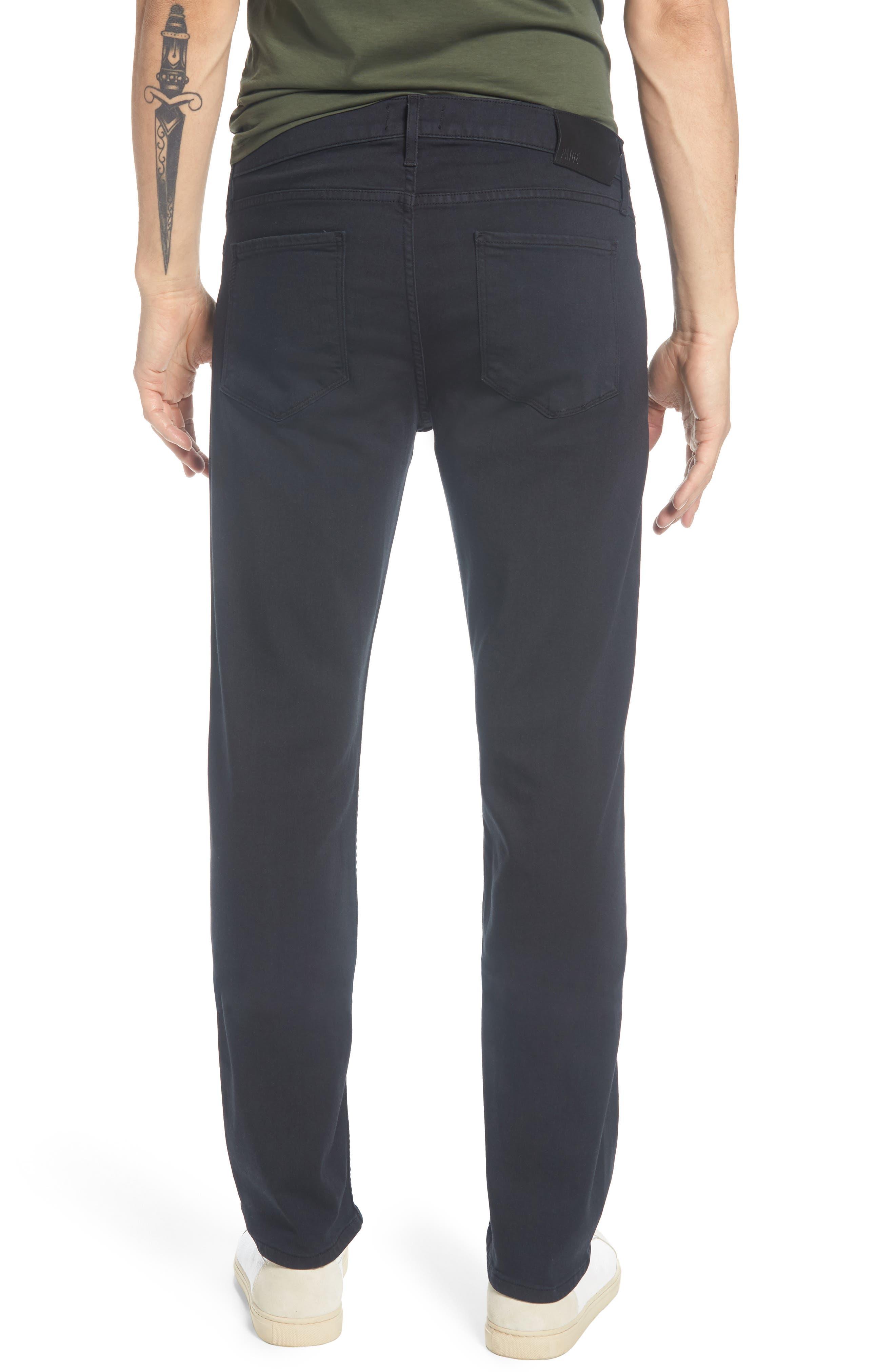 PAIGE,                             Normandie Straight Leg Jeans,                             Alternate thumbnail 2, color,                             400
