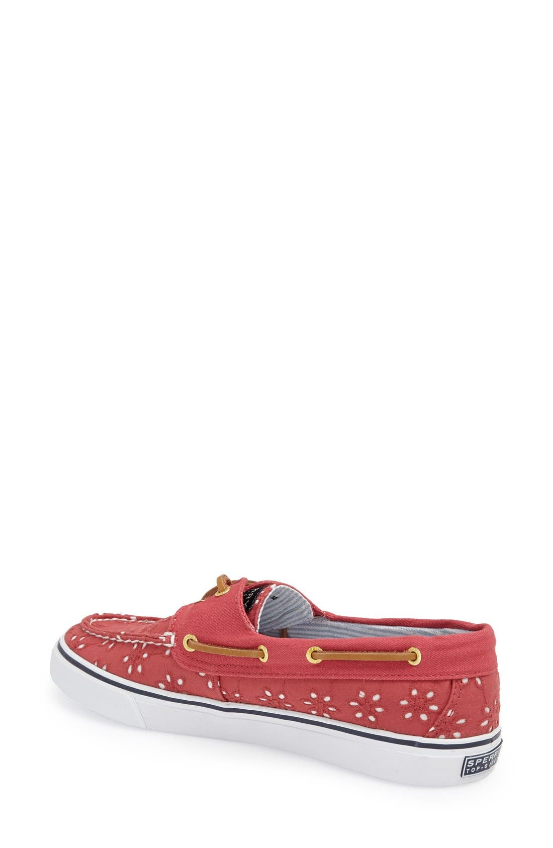 Top-Sider<sup>®</sup> 'Bahama' Sequined Boat Shoe,                             Alternate thumbnail 78, color,