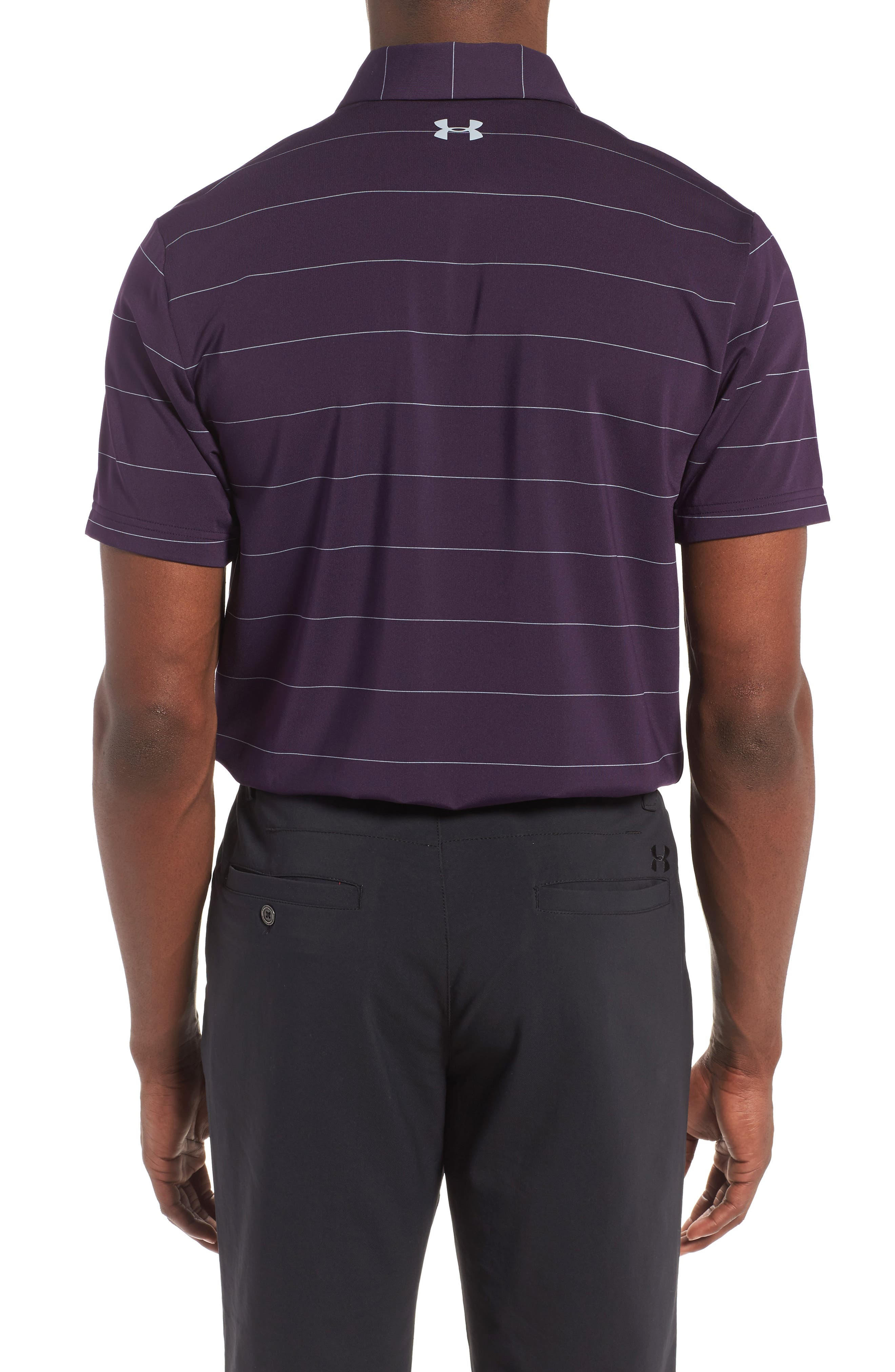 'Playoff' Loose Fit Short Sleeve Polo,                             Alternate thumbnail 105, color,