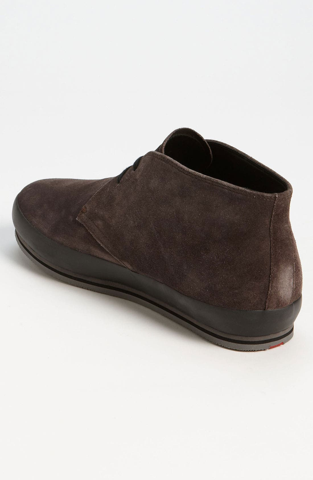 Suede Chukka Boot,                             Alternate thumbnail 3, color,                             060