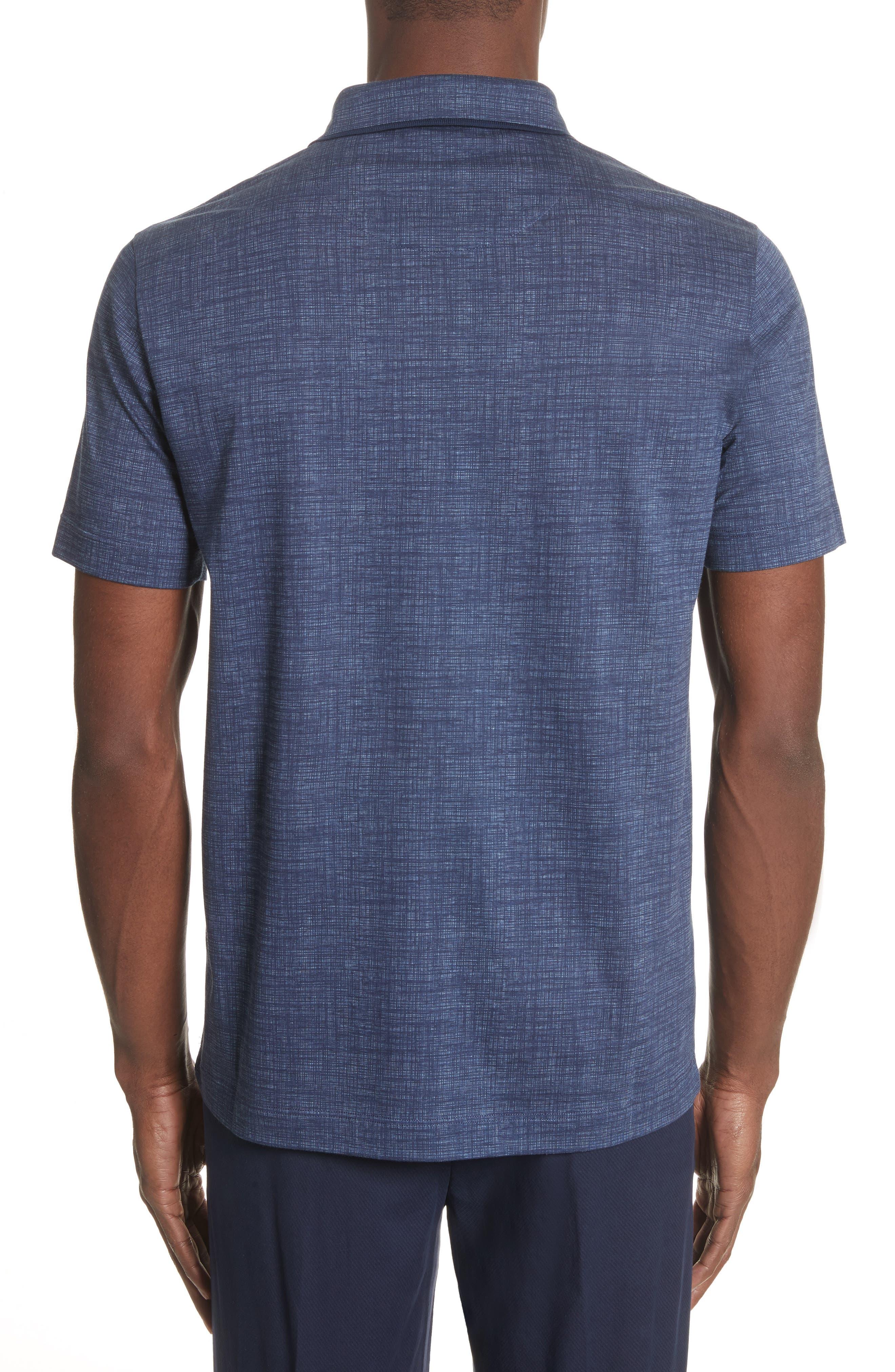 Cotton Polo Shirt,                             Alternate thumbnail 2, color,                             410