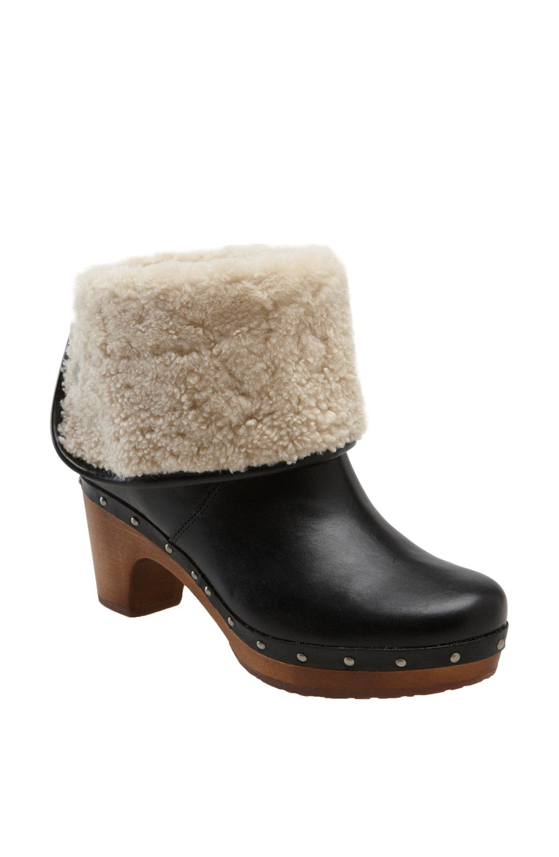 Australia 'Lynnea' Ankle Boot, Main, color, 001