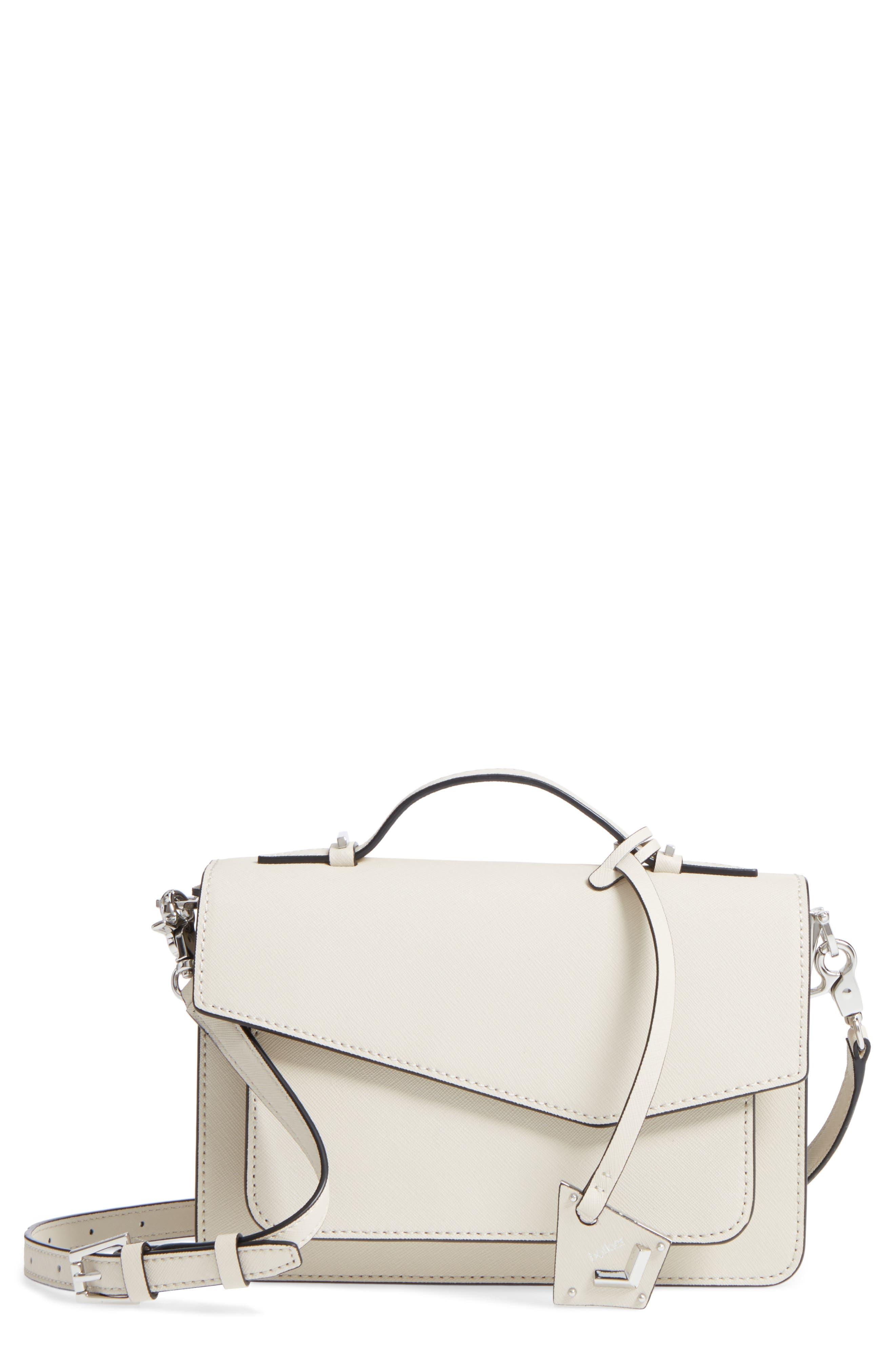 Cobble Hill Leather Crossbody Bag,                             Main thumbnail 25, color,
