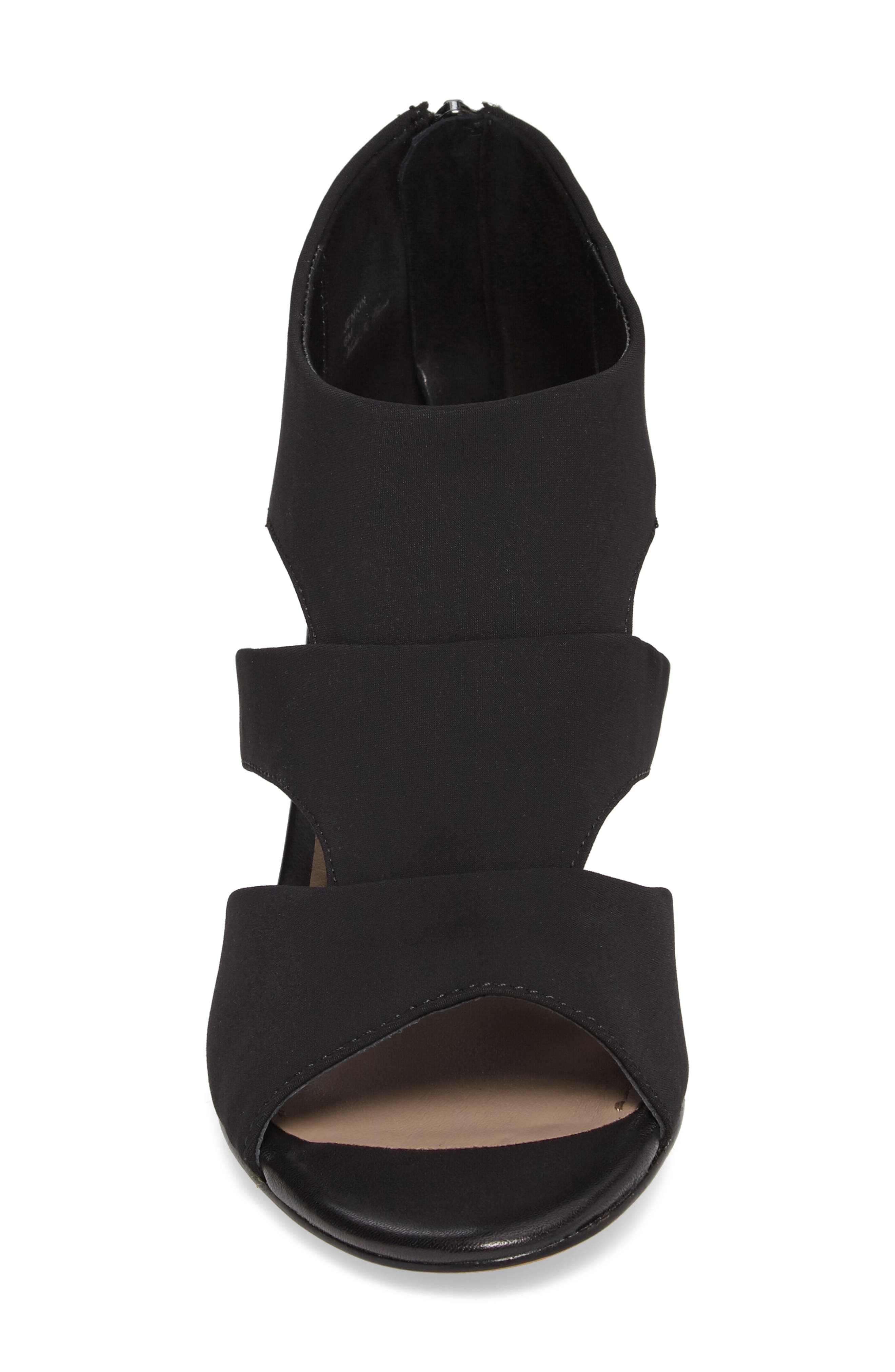 Jenkin Wedge Sandal,                             Alternate thumbnail 4, color,                             002
