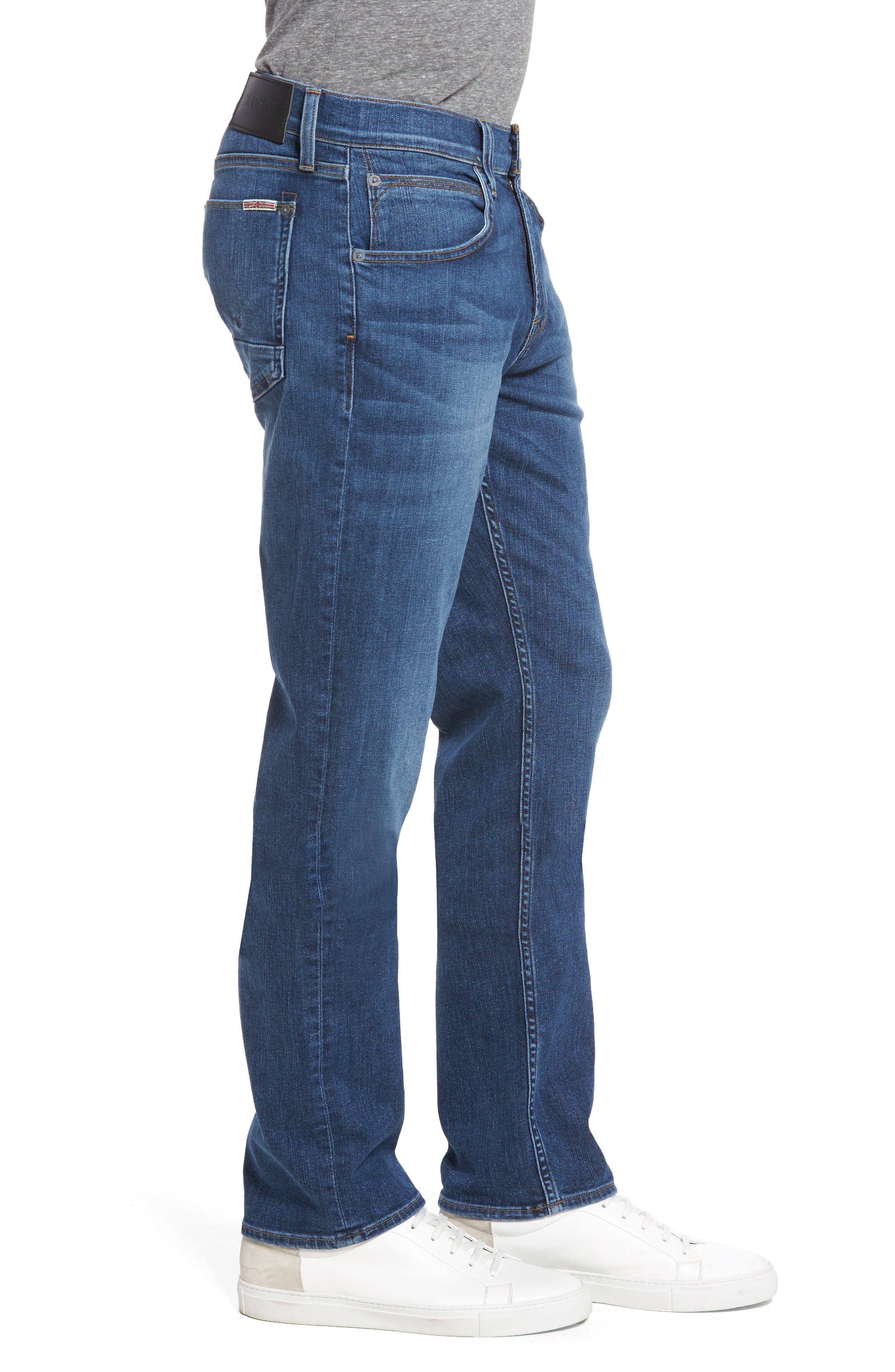 Byron Slim Straight Leg Jeans,                             Alternate thumbnail 3, color,                             421