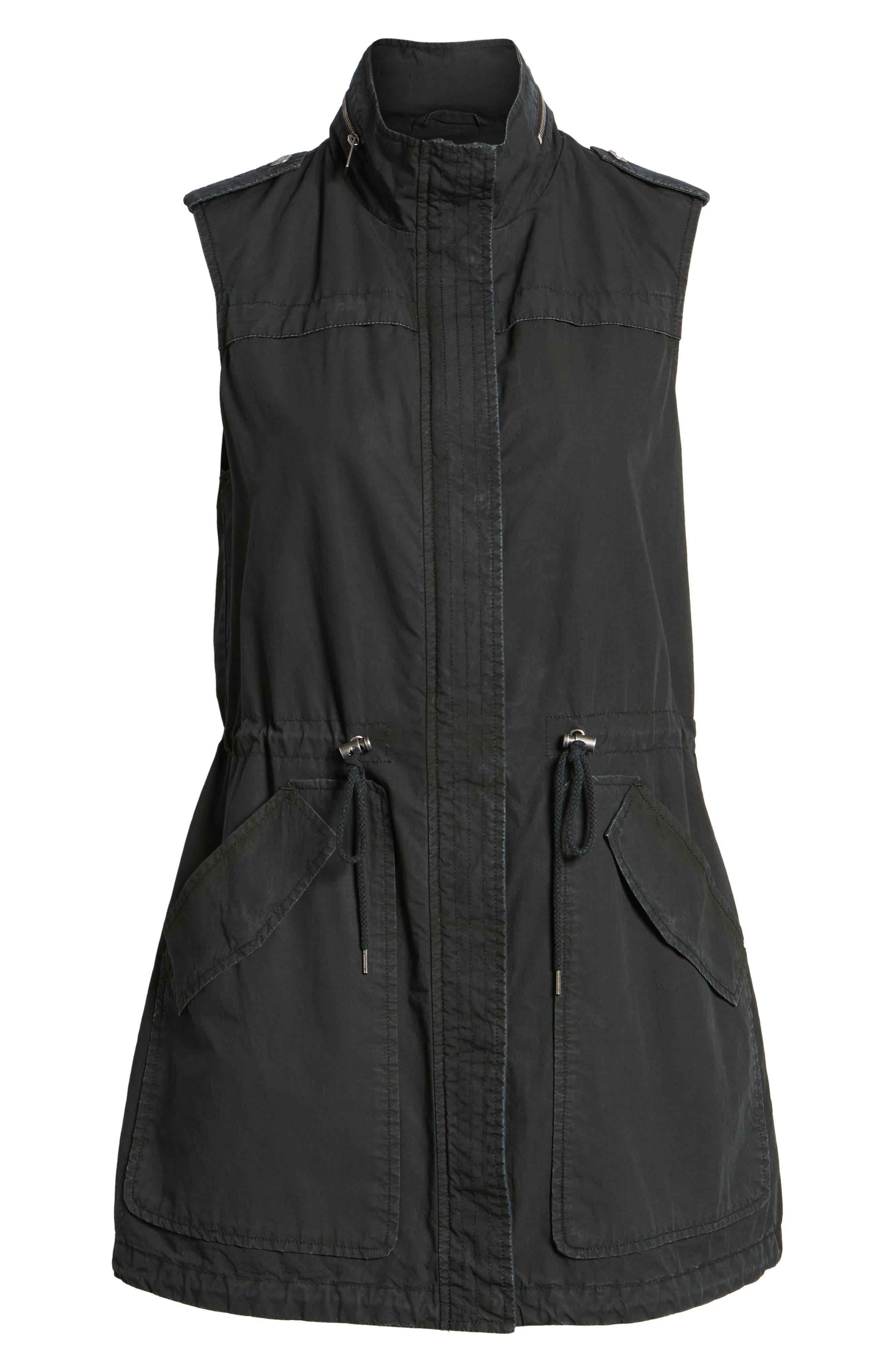 Levi's Parachute Cotton Vest,                             Alternate thumbnail 13, color,