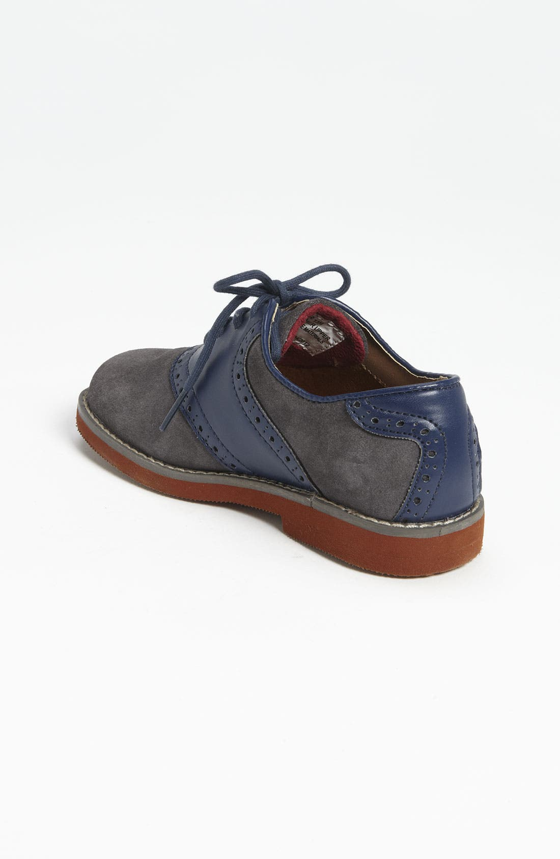 'Kennett' Oxford,                             Alternate thumbnail 6, color,                             NAVY MULTI