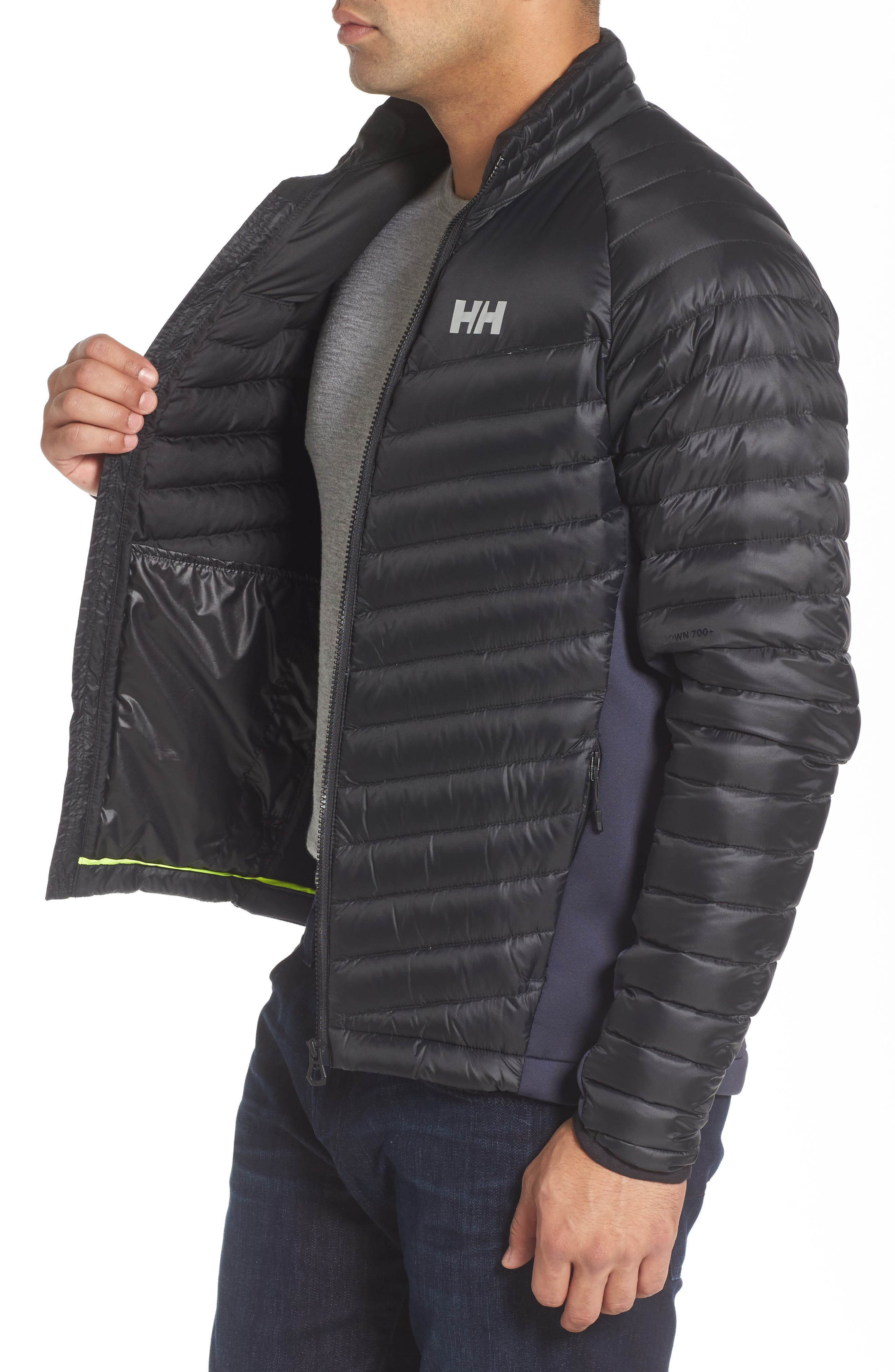 Verglas Insulator Hybrid Jacket,                             Alternate thumbnail 7, color,