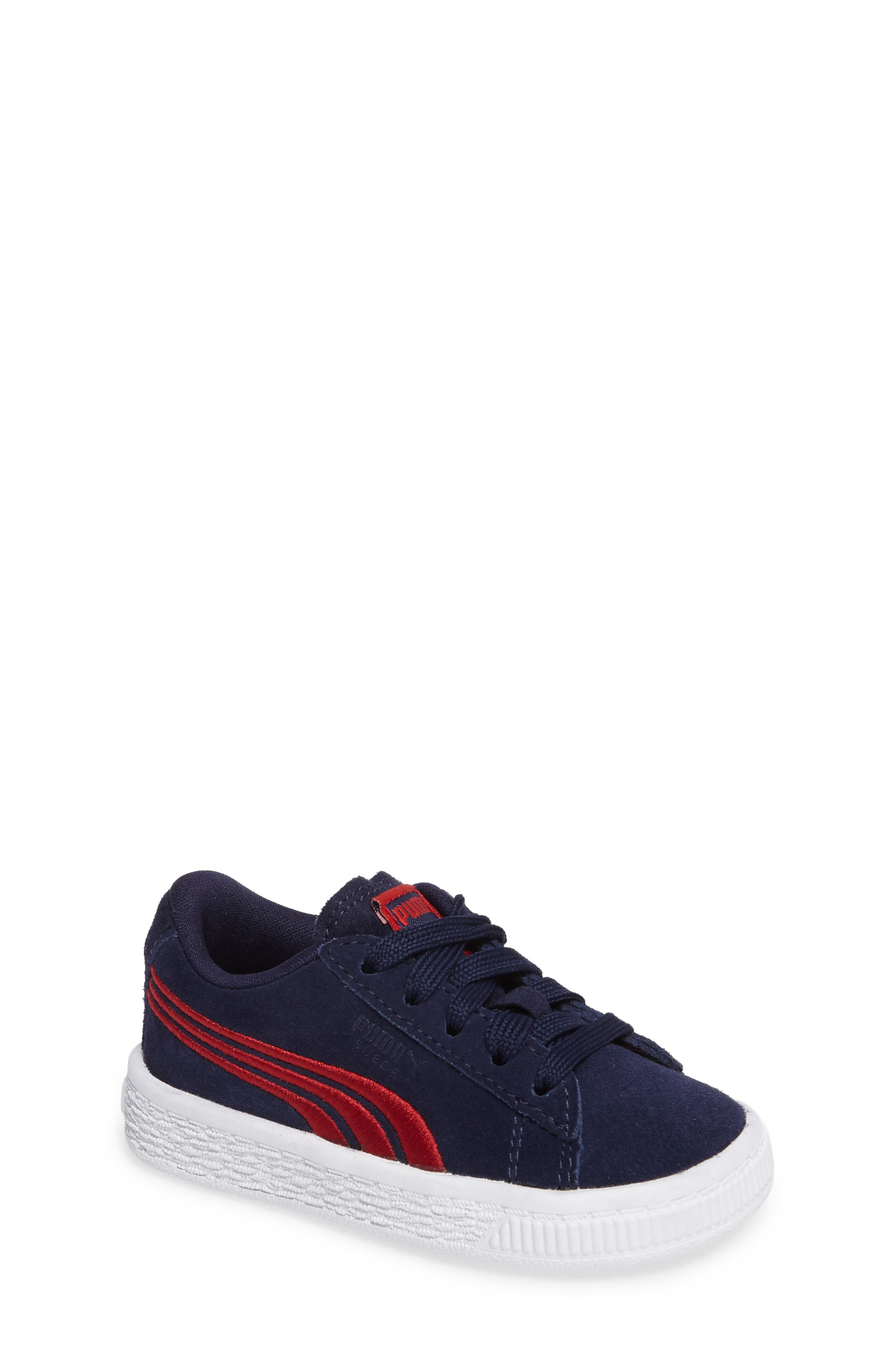 Suede Classic Sneaker,                             Main thumbnail 2, color,