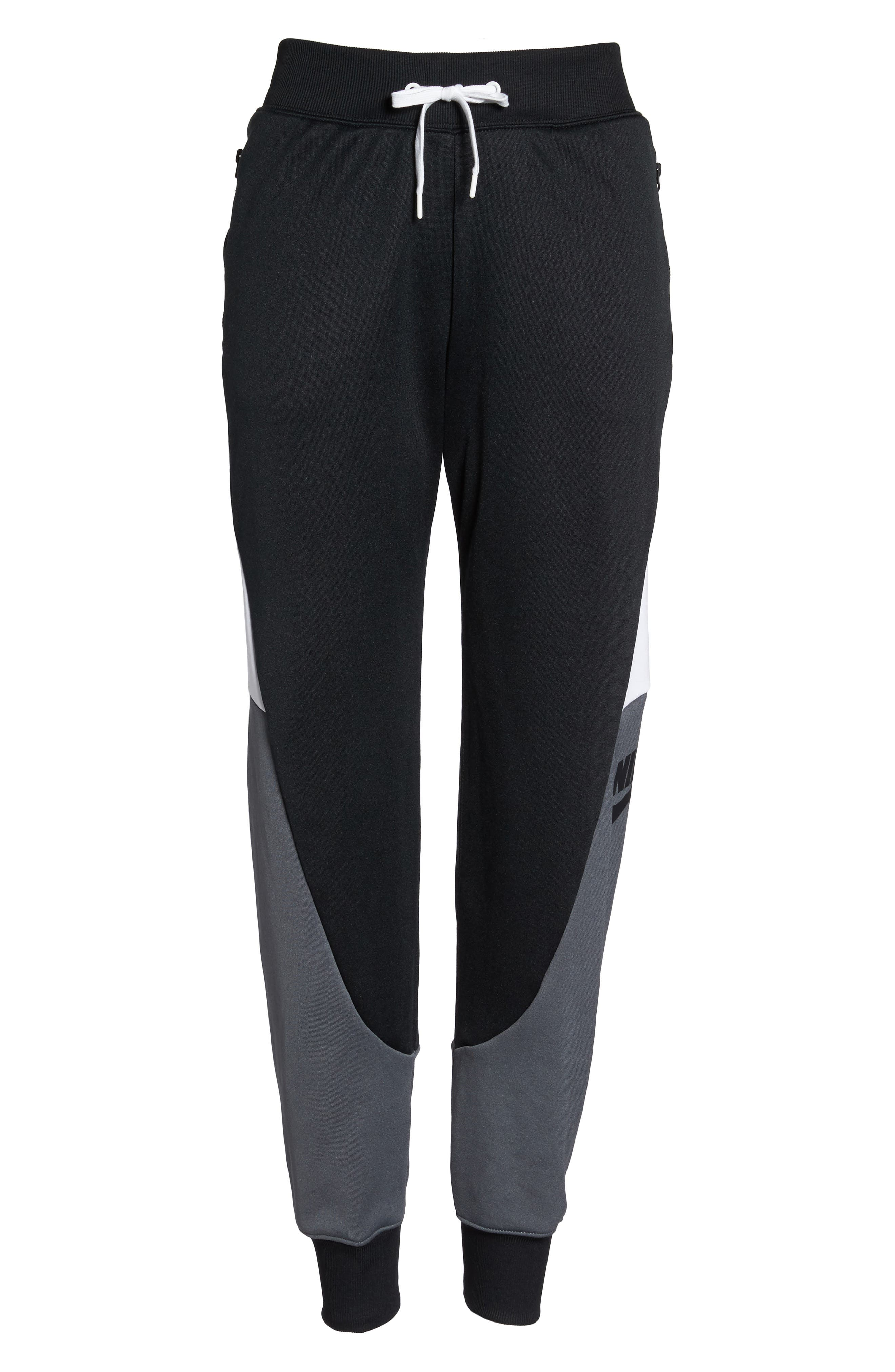 Colorblock Track Pants,                             Alternate thumbnail 7, color,                             010
