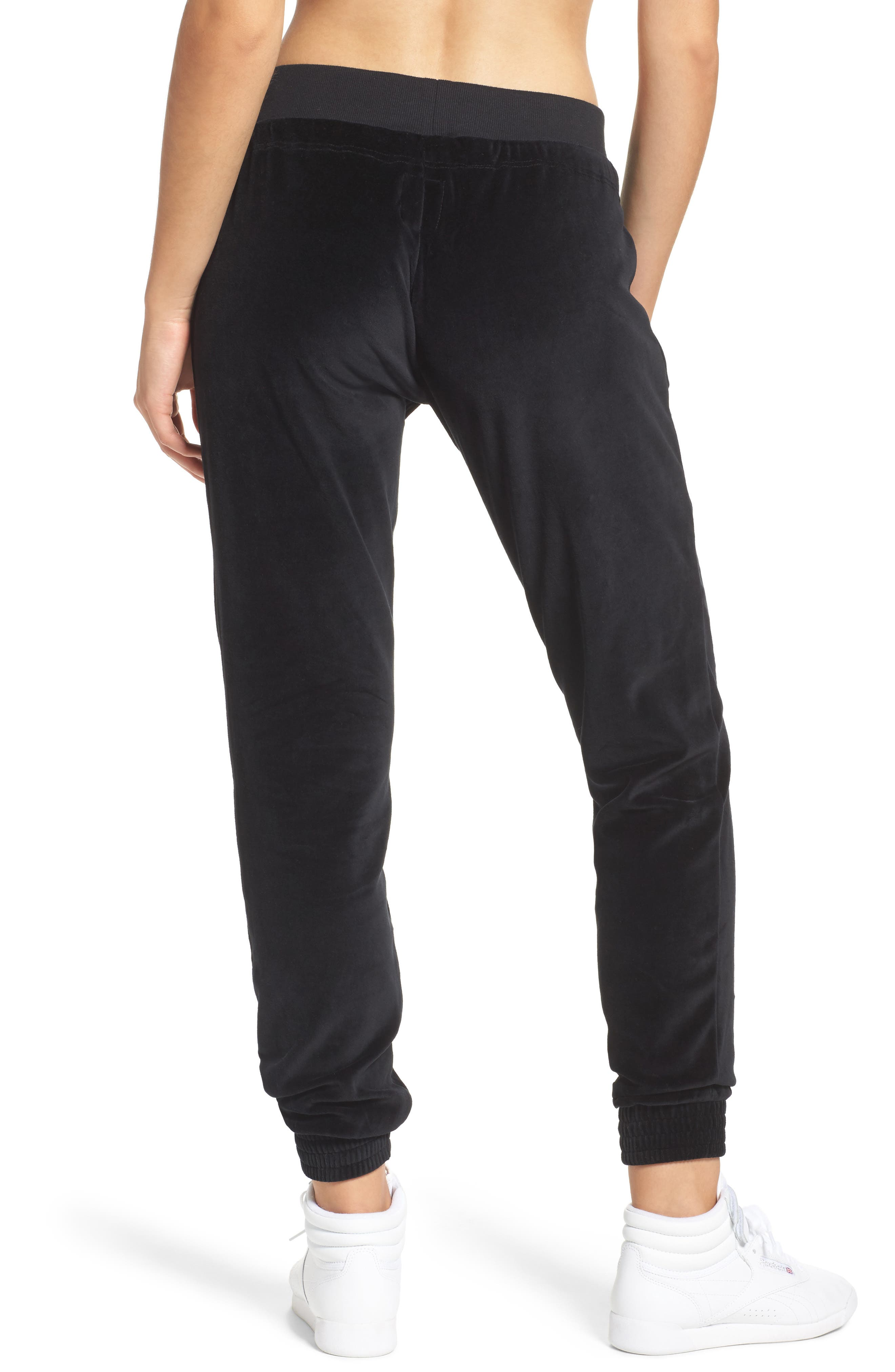 Authentic Screwball Track Pants,                             Alternate thumbnail 2, color,                             001