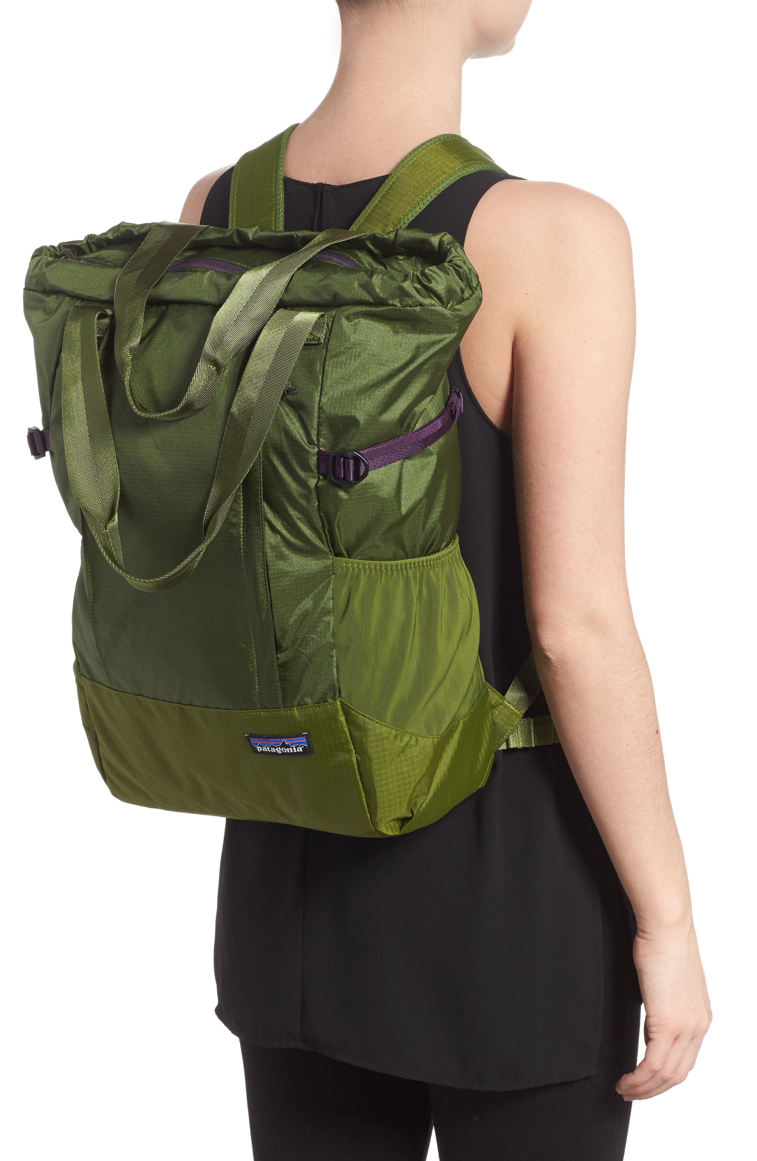 Lightweight Travel Tote Pack,                             Alternate thumbnail 2, color,                             305
