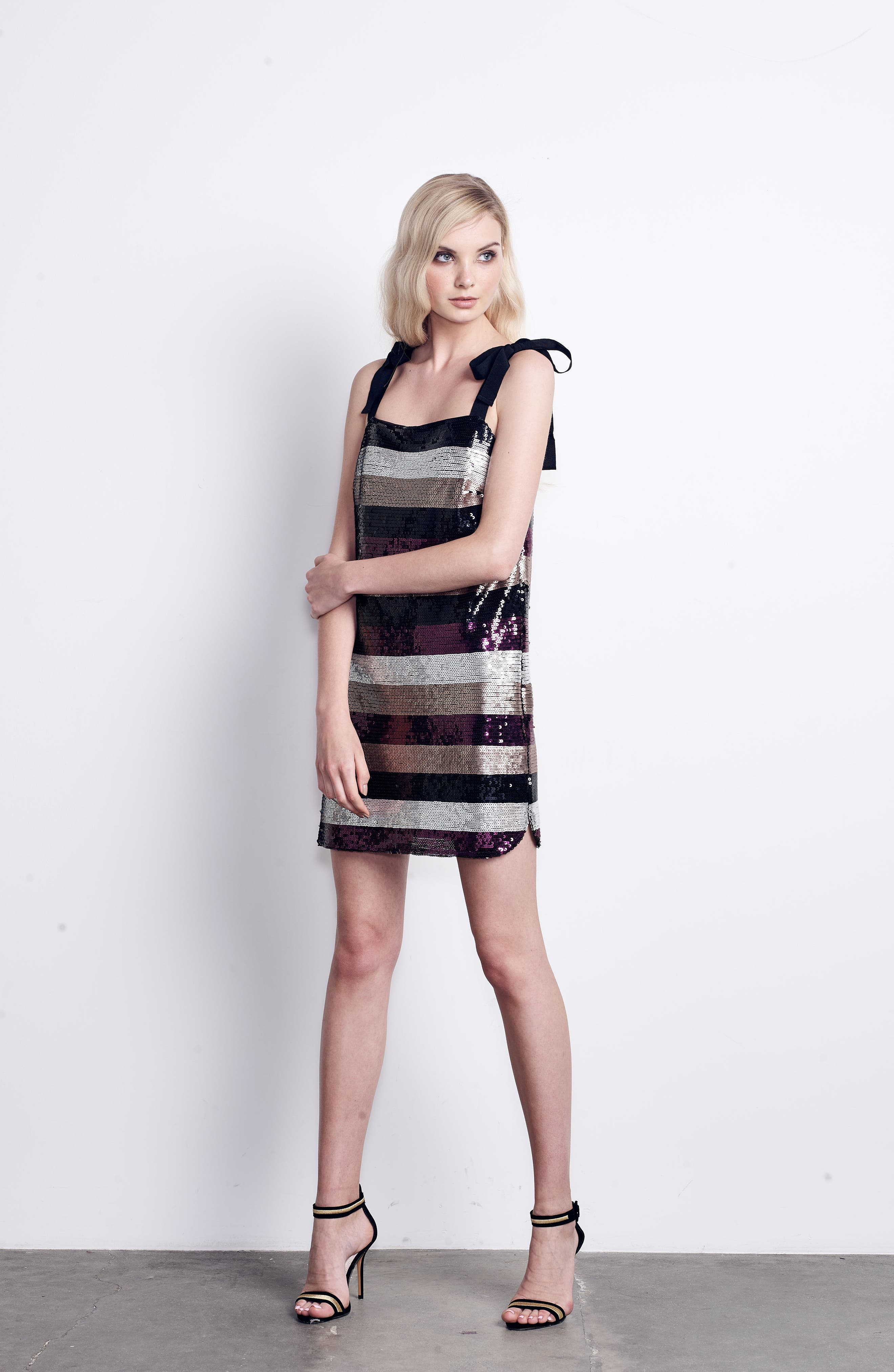 I'm With Andi Minidress,                             Alternate thumbnail 7, color,