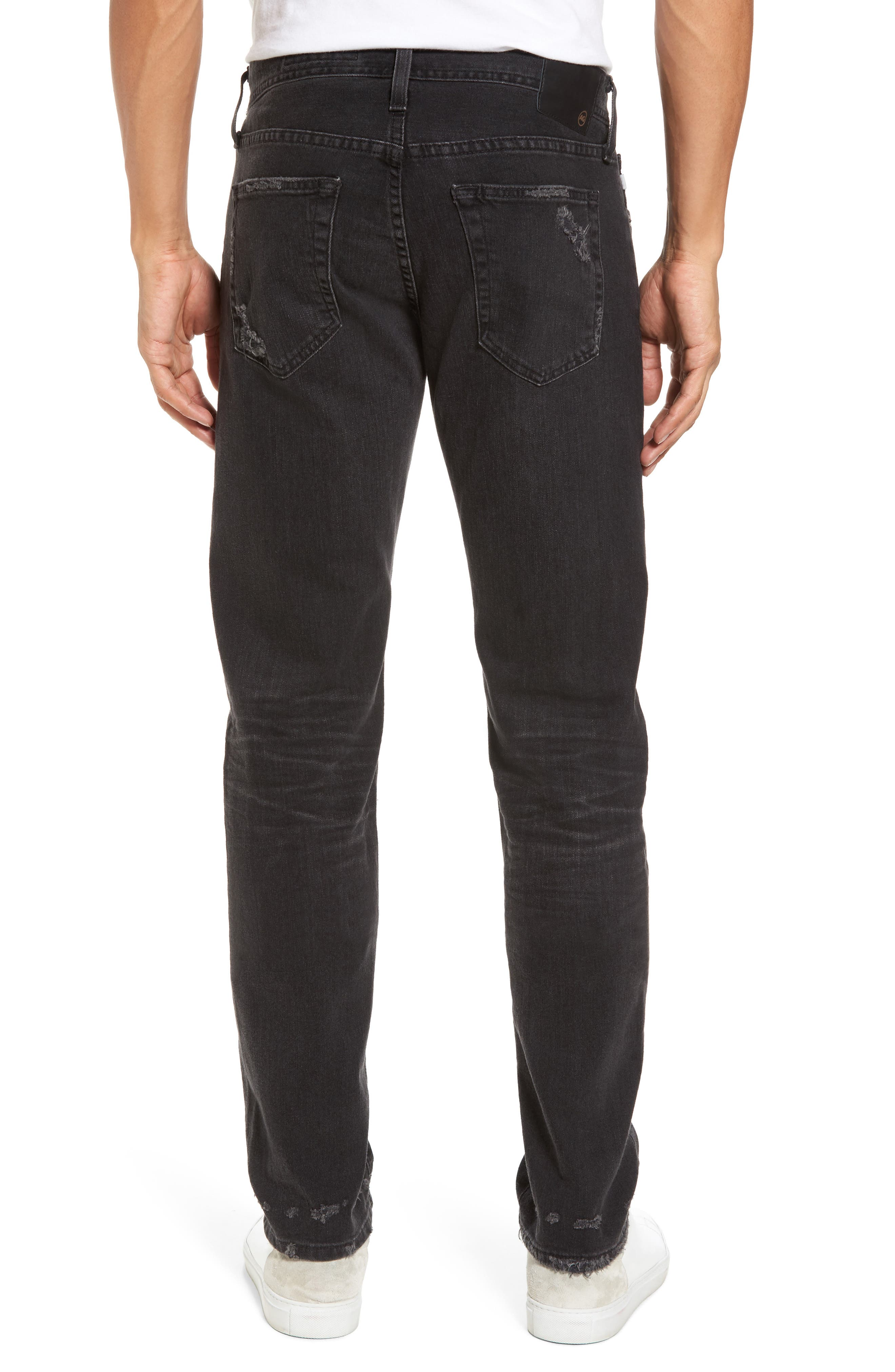 Tellis Slim Fit Jeans,                             Alternate thumbnail 2, color,