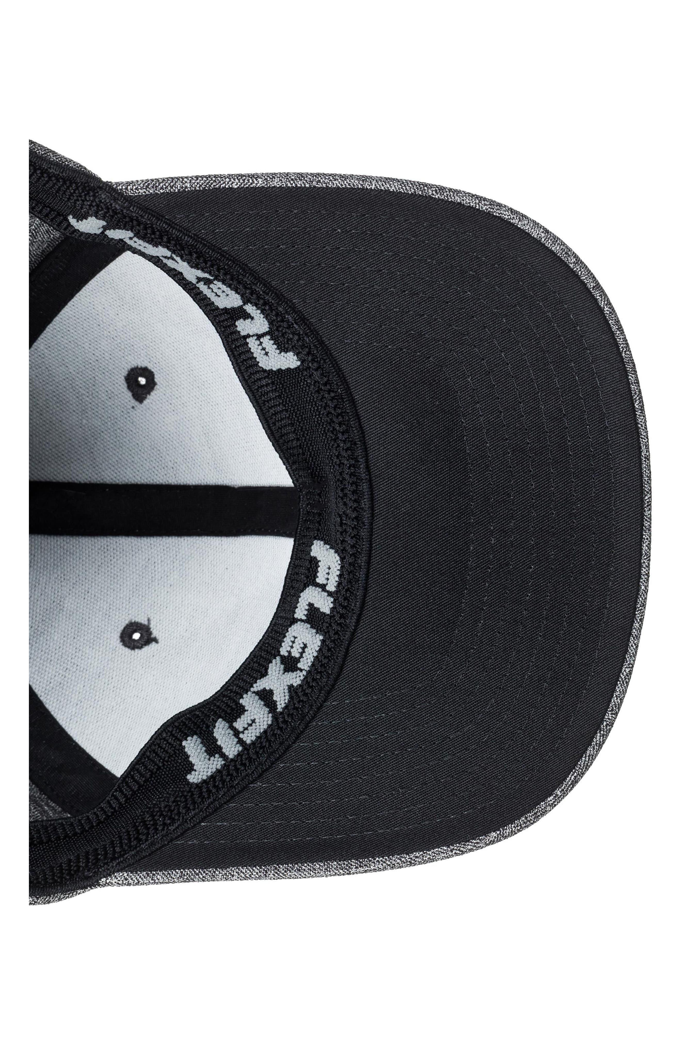 Final Flexfit Ball Cap,                             Alternate thumbnail 3, color,                             028