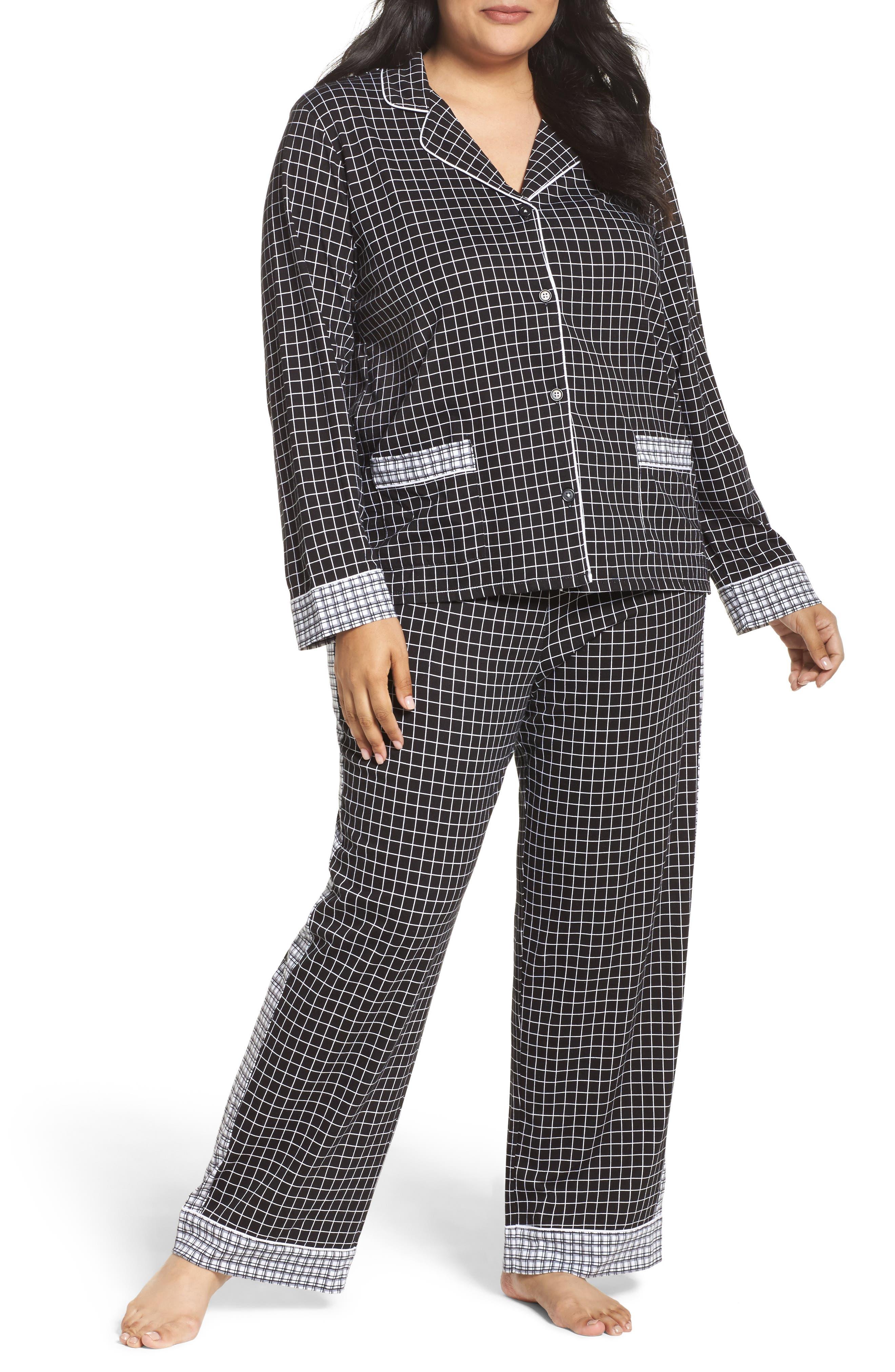 Jersey Pajamas,                             Main thumbnail 1, color,                             004
