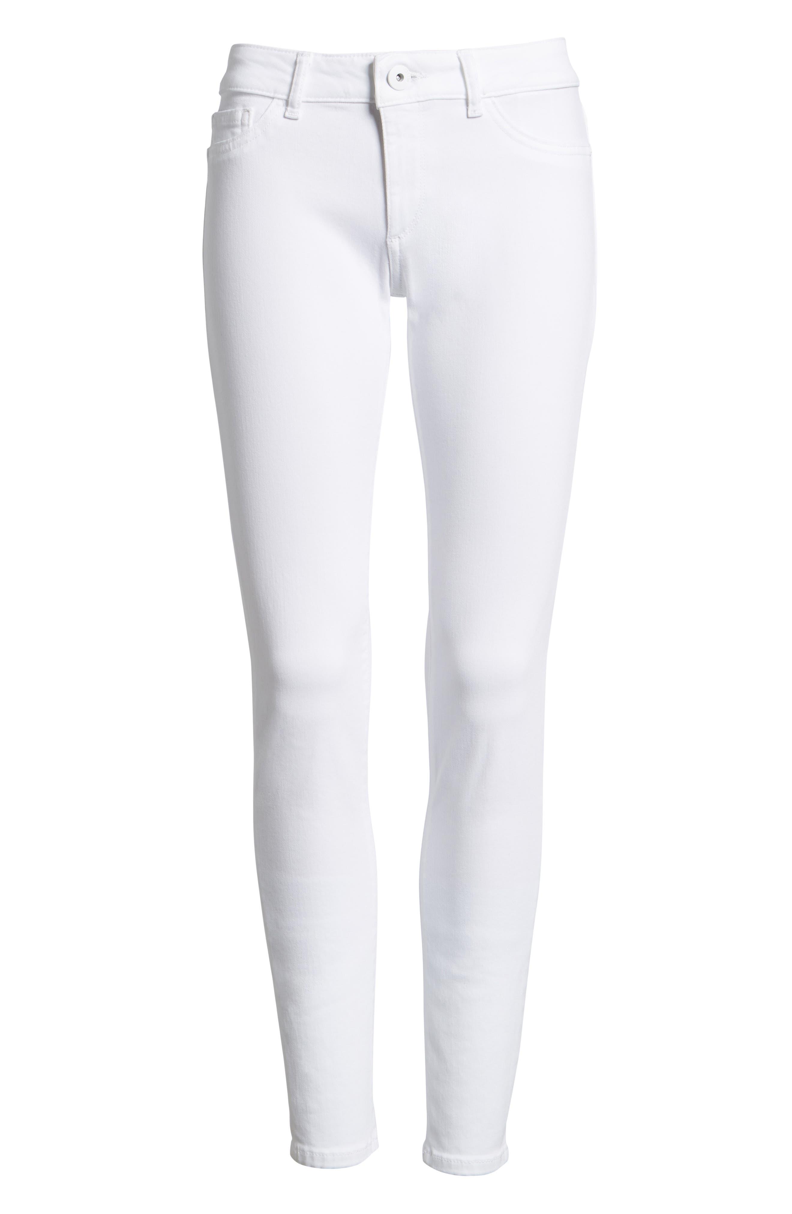 'Emma' Power Legging Jeans,                         Main,                         color, 100