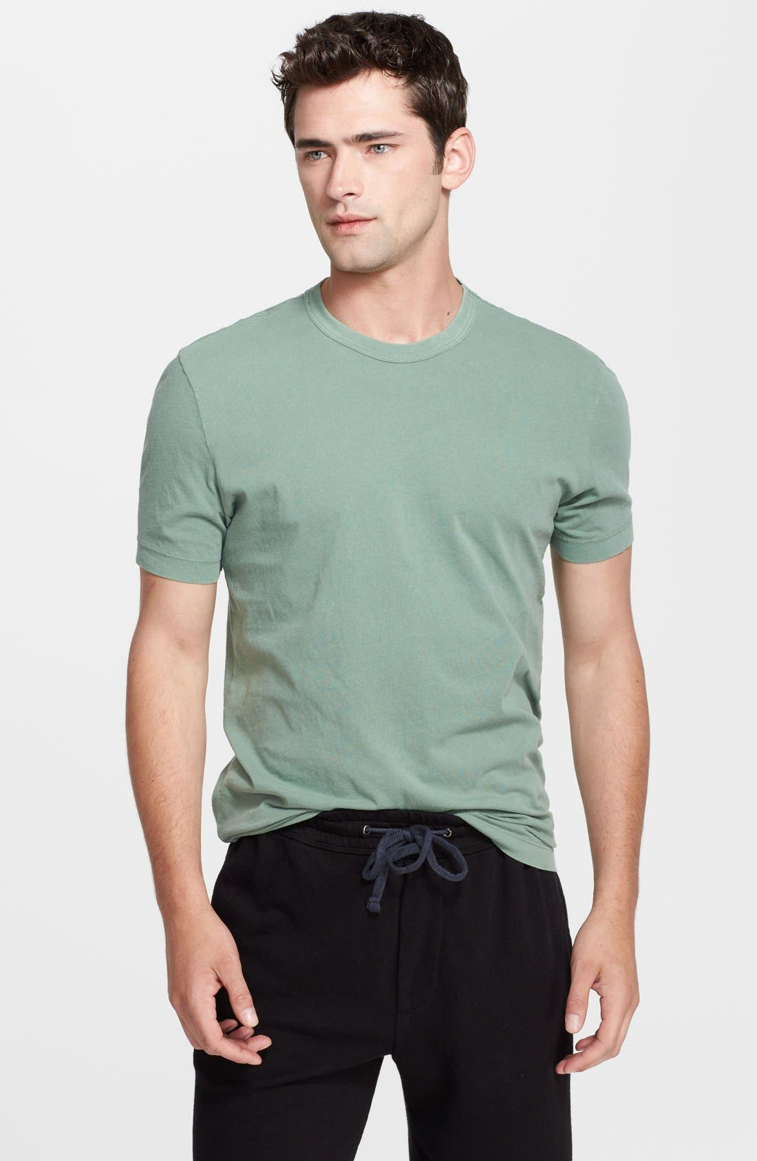 Crewneck Jersey T-Shirt,                             Main thumbnail 59, color,