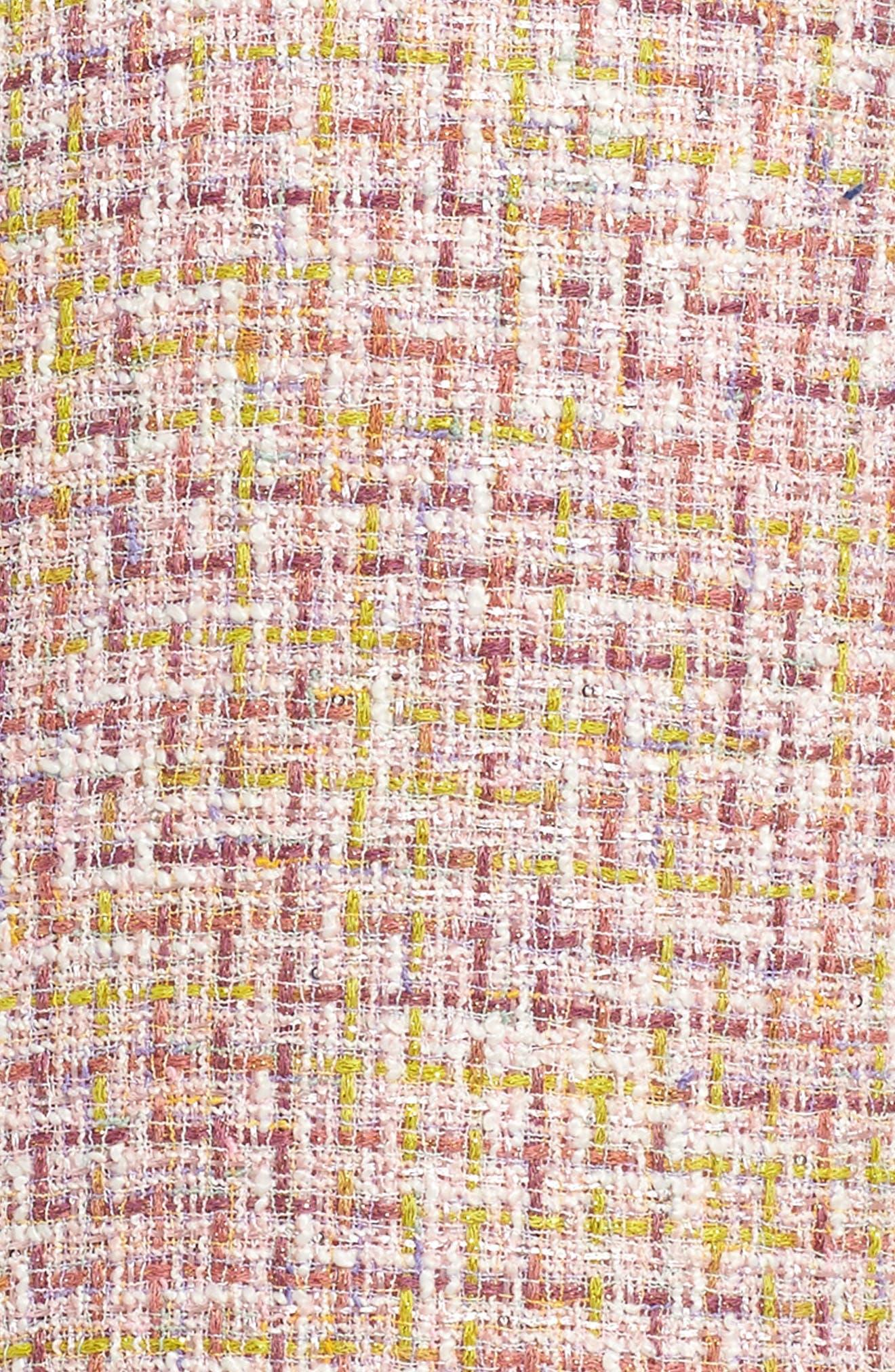 Ringer A-Line Dress,                             Alternate thumbnail 3, color,                             650