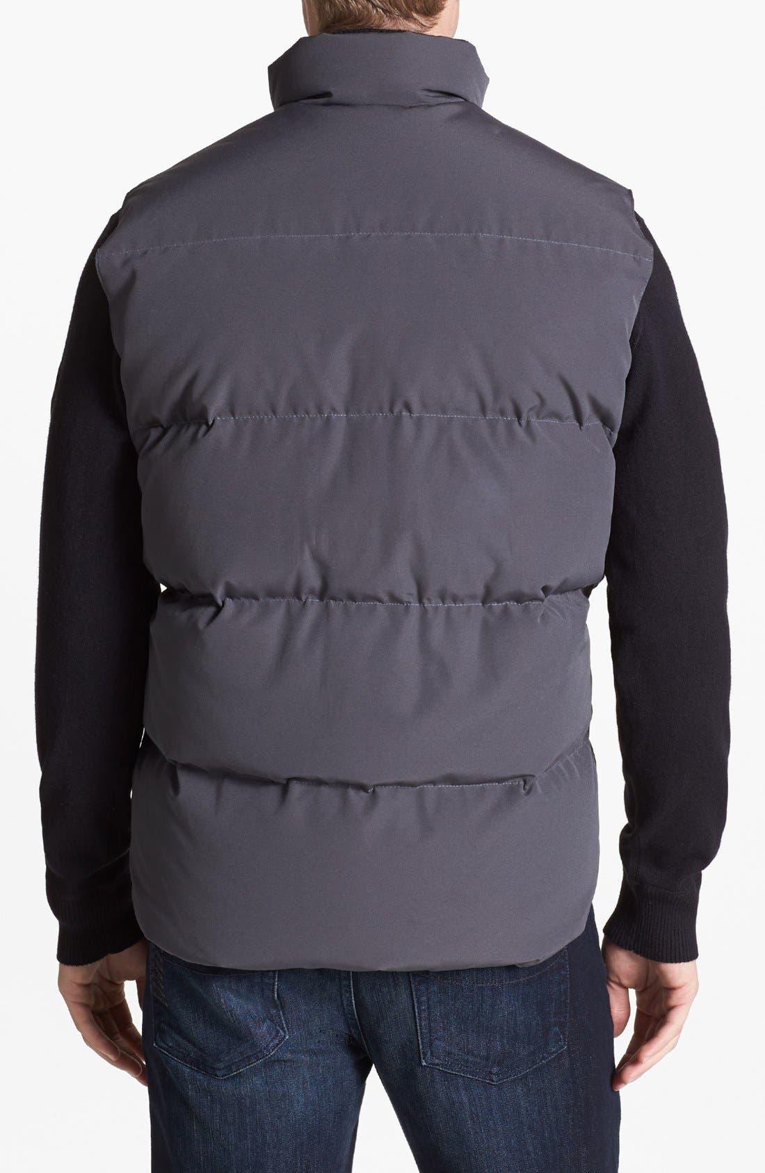'Freestyle' Water Resistant Regular Fit Down Vest,                             Alternate thumbnail 2, color,                             021