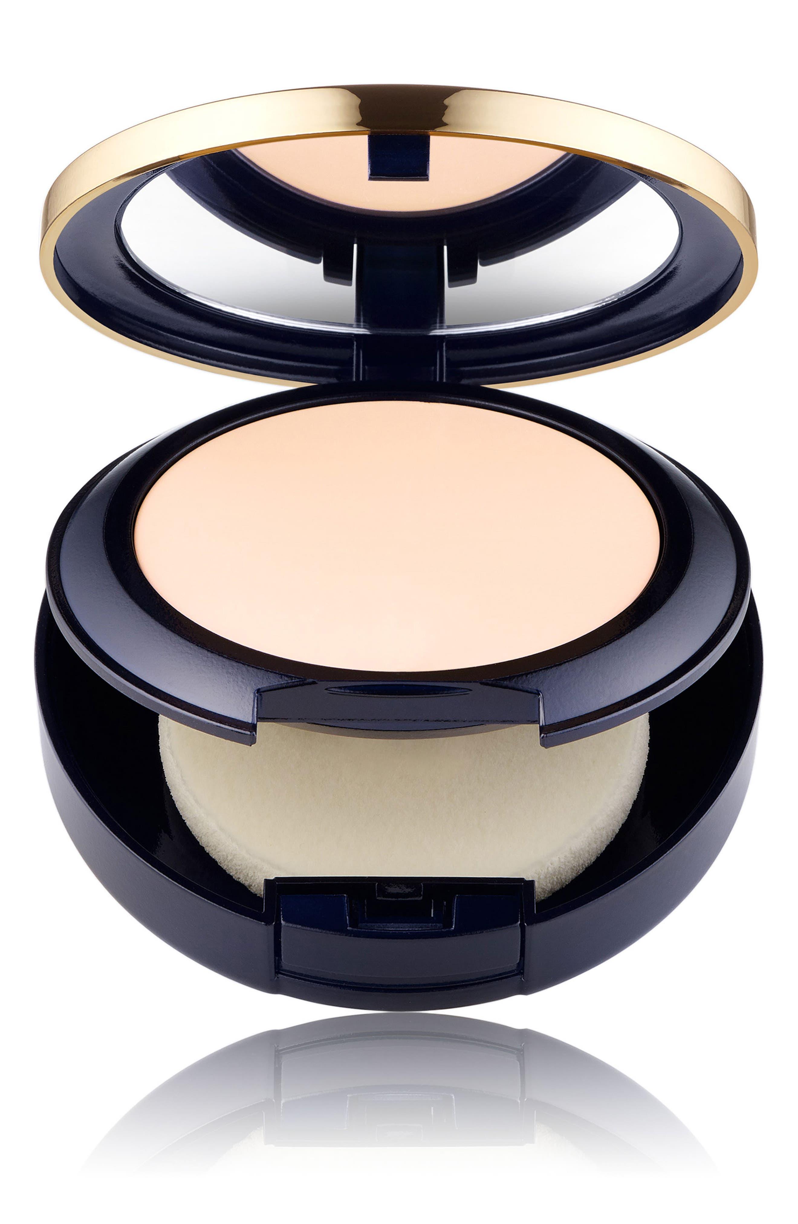 Estee Lauder Double Wear Stay In Place Matte Powder Foundation - 1N0 Porcelain