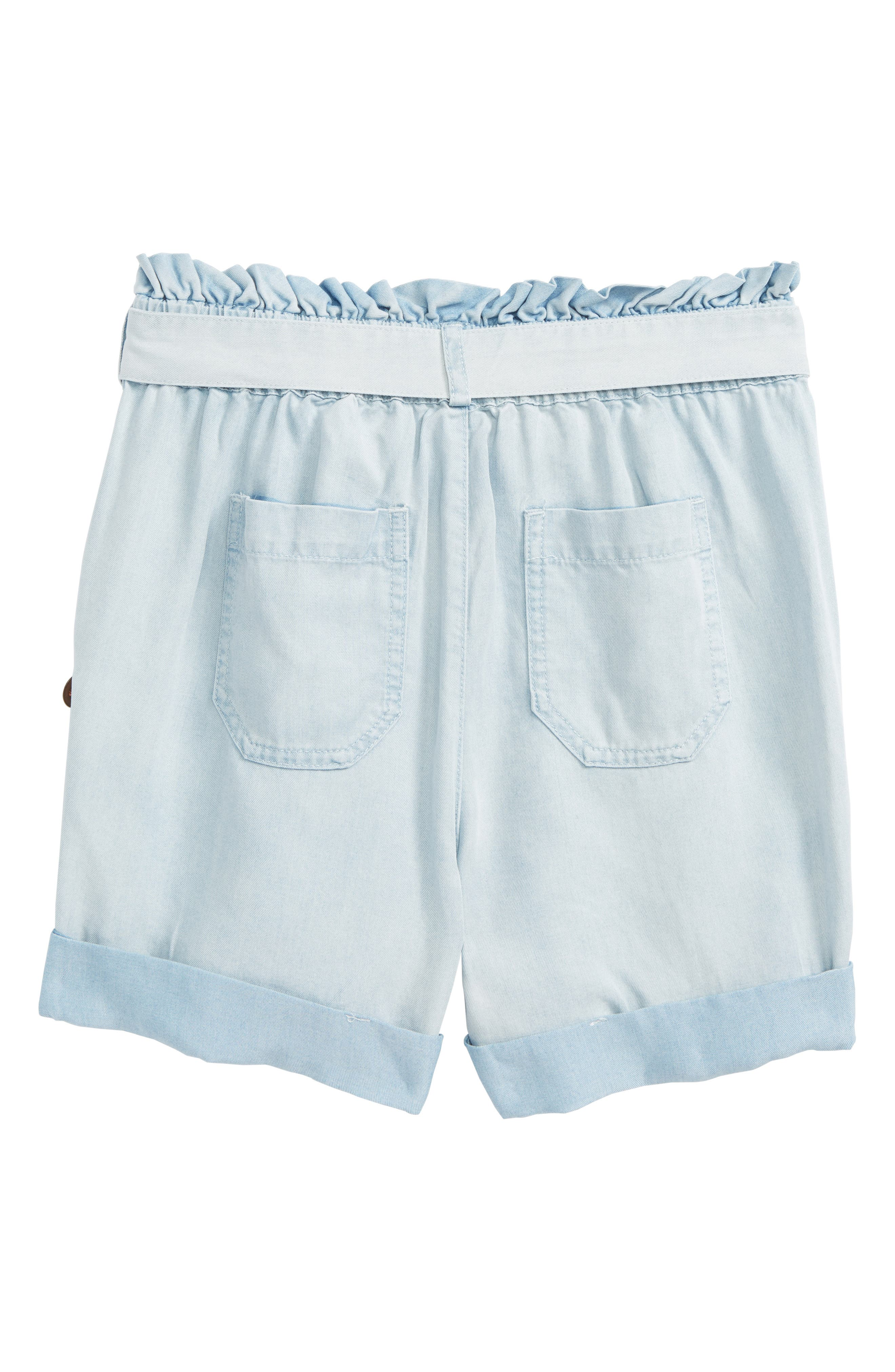 Scotch R'Belle Chambray Shorts,                             Alternate thumbnail 2, color,                             400