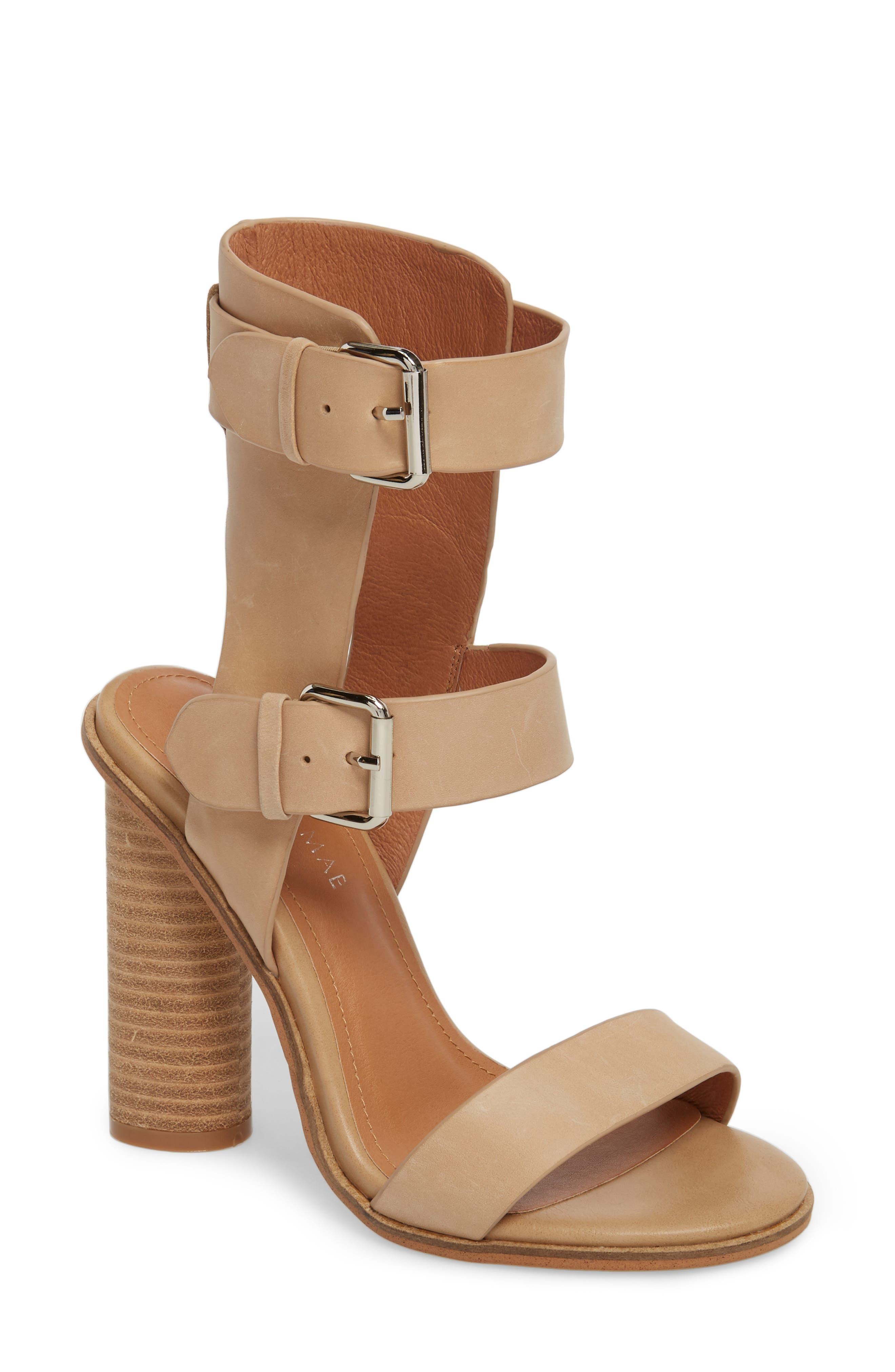 Abeba Block Heel Sandal,                             Main thumbnail 3, color,