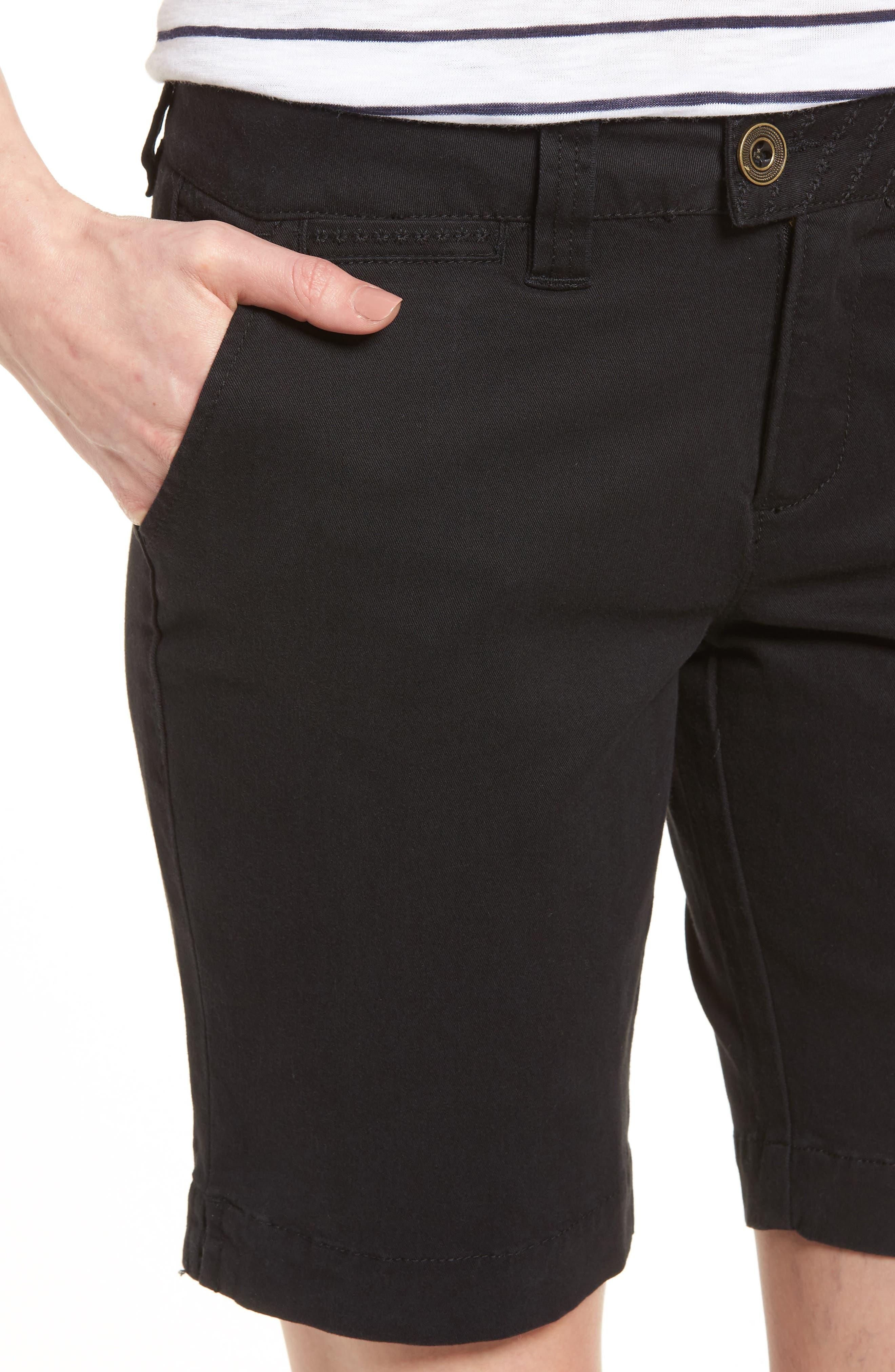 Creston Twill Shorts,                             Alternate thumbnail 4, color,                             001