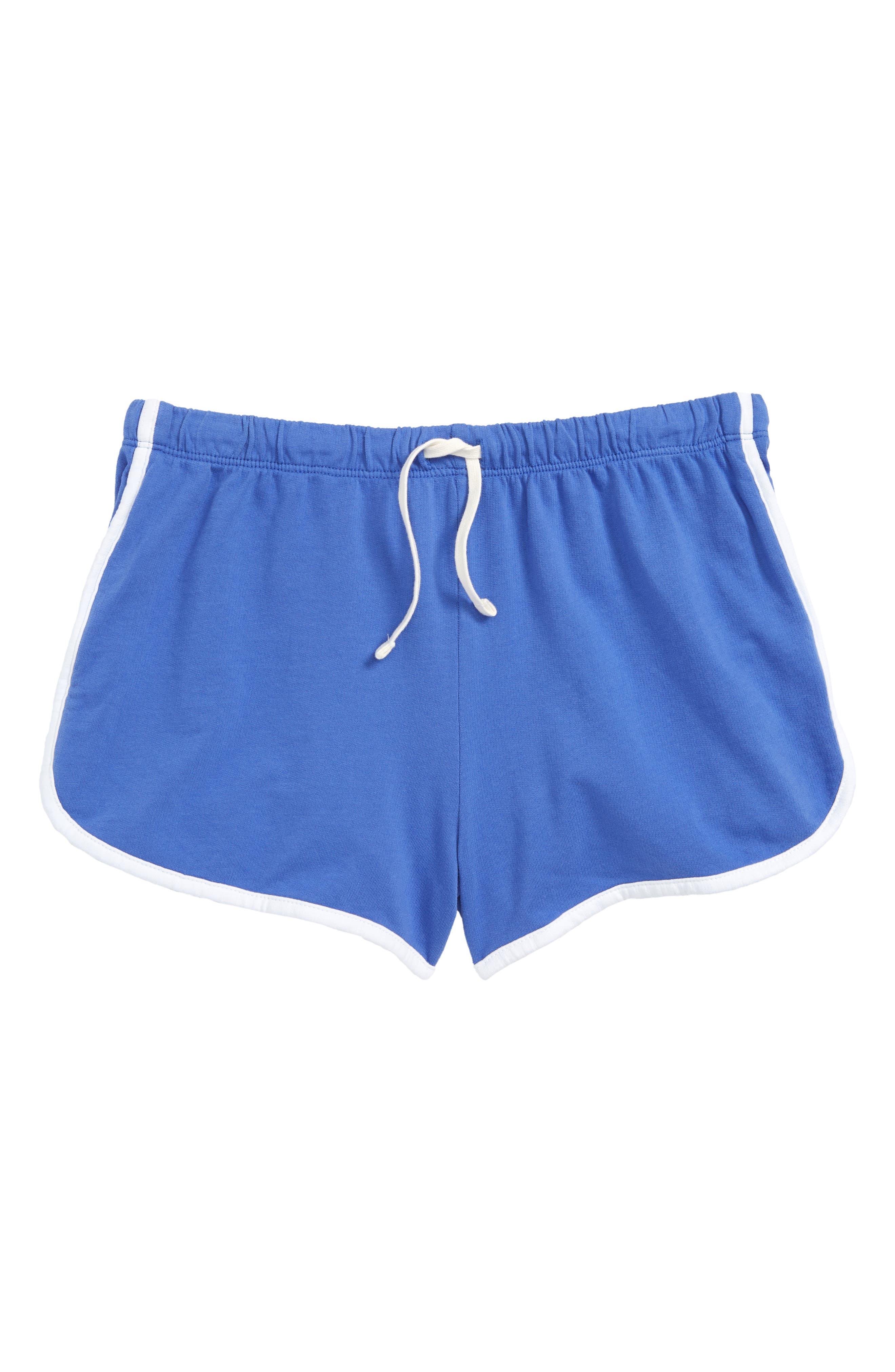 Cotton Dolphin Shorts,                             Main thumbnail 4, color,
