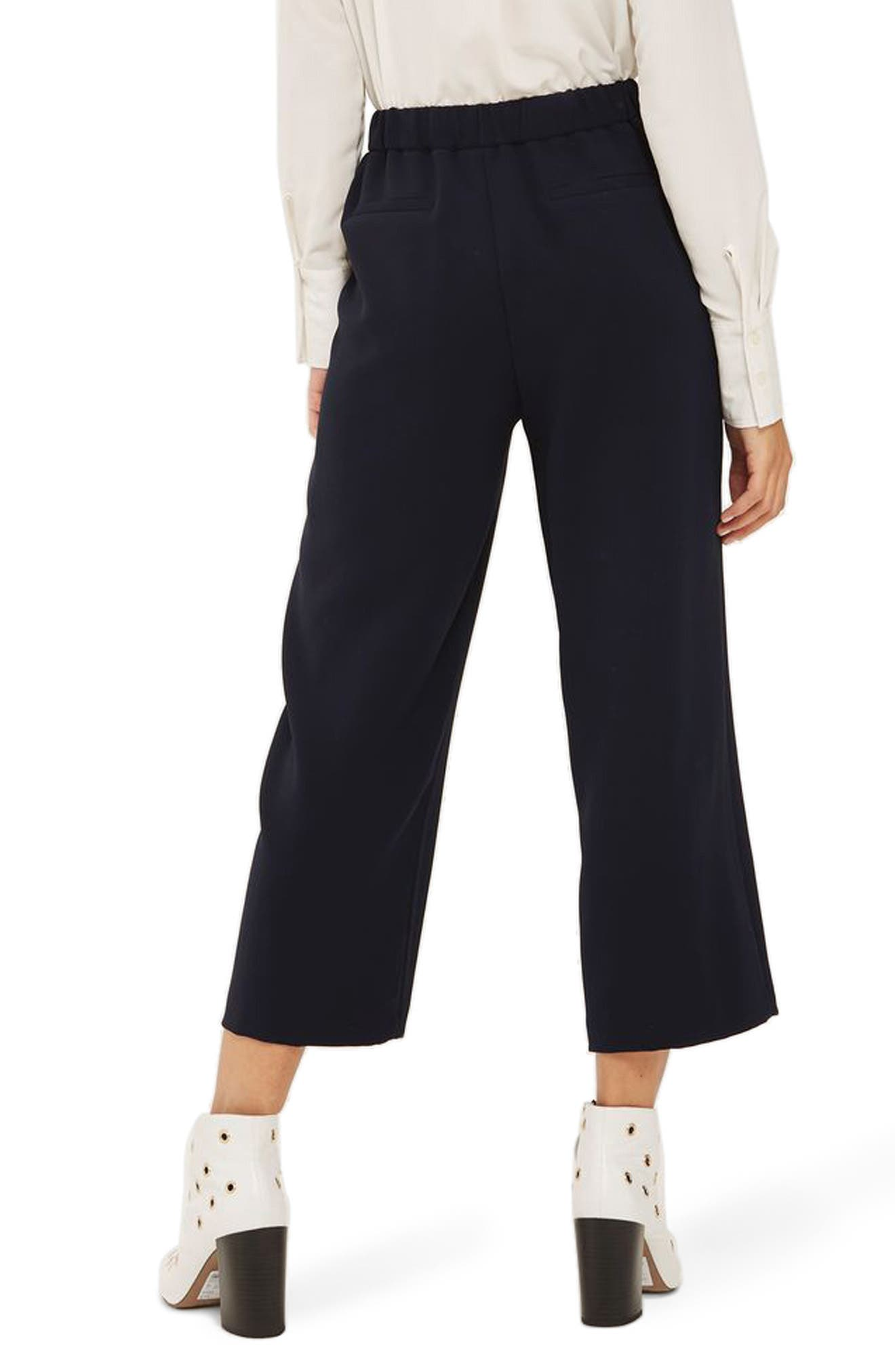 Split Hem Crop Pants,                             Alternate thumbnail 2, color,                             410