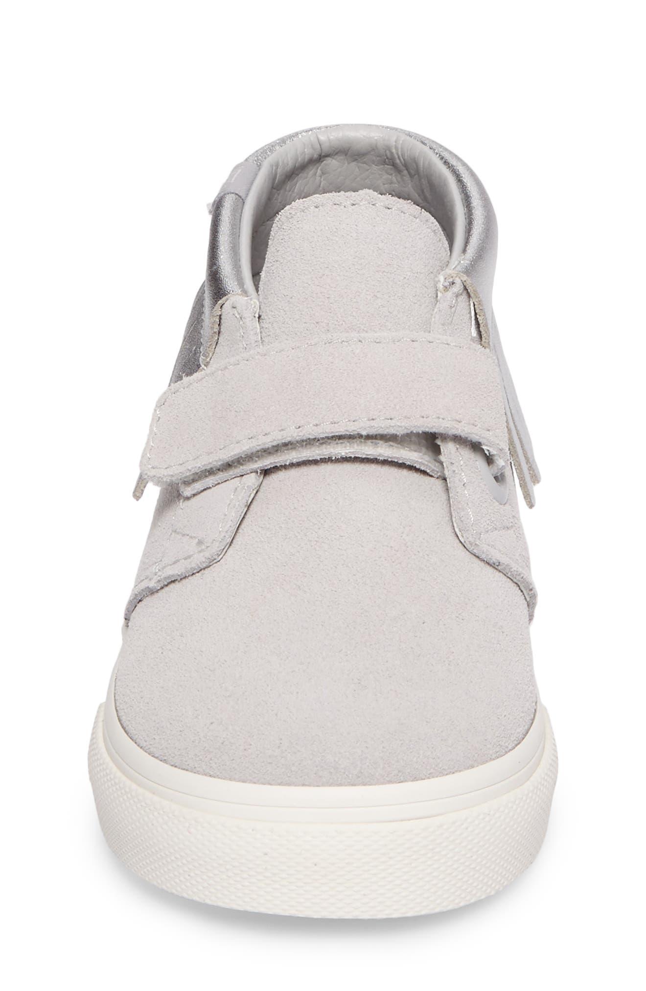 Chukka V Moc Sneaker,                             Alternate thumbnail 4, color,                             040