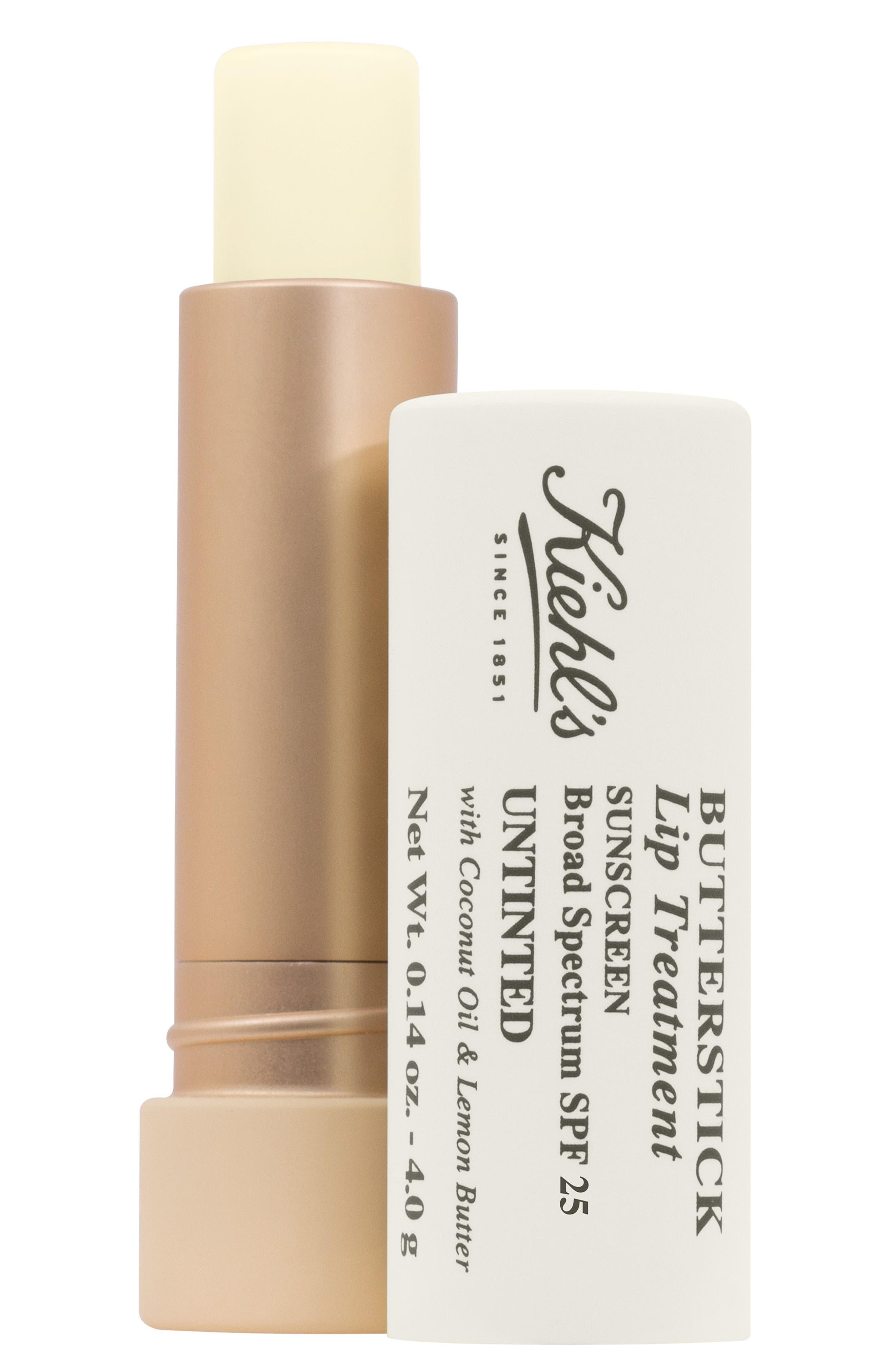Butterstick Lip Treatment SPF 25,                         Main,                         color, 100