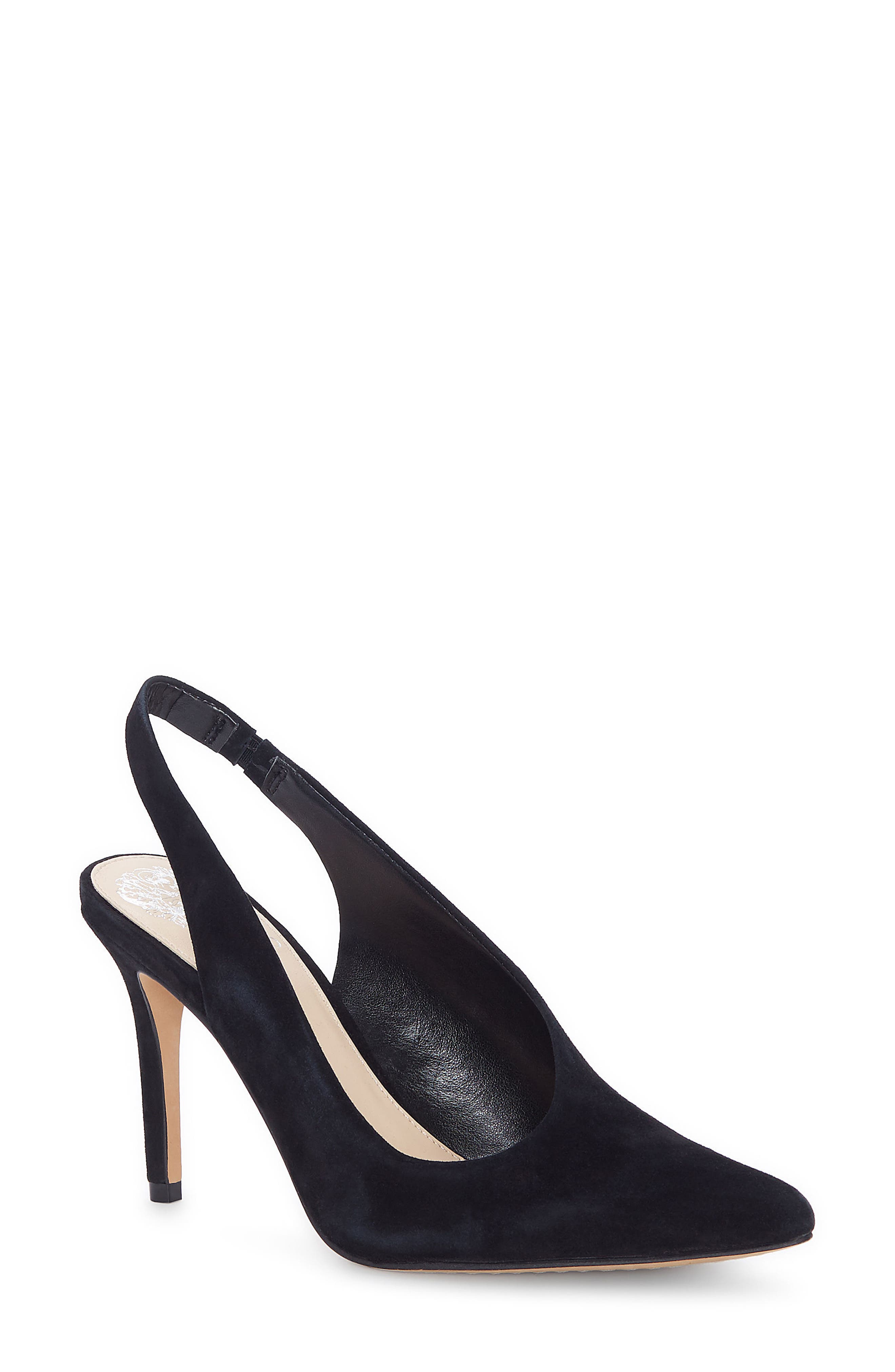 VINCE CAMUTO,                             Ampereta Pump,                             Main thumbnail 1, color,                             001