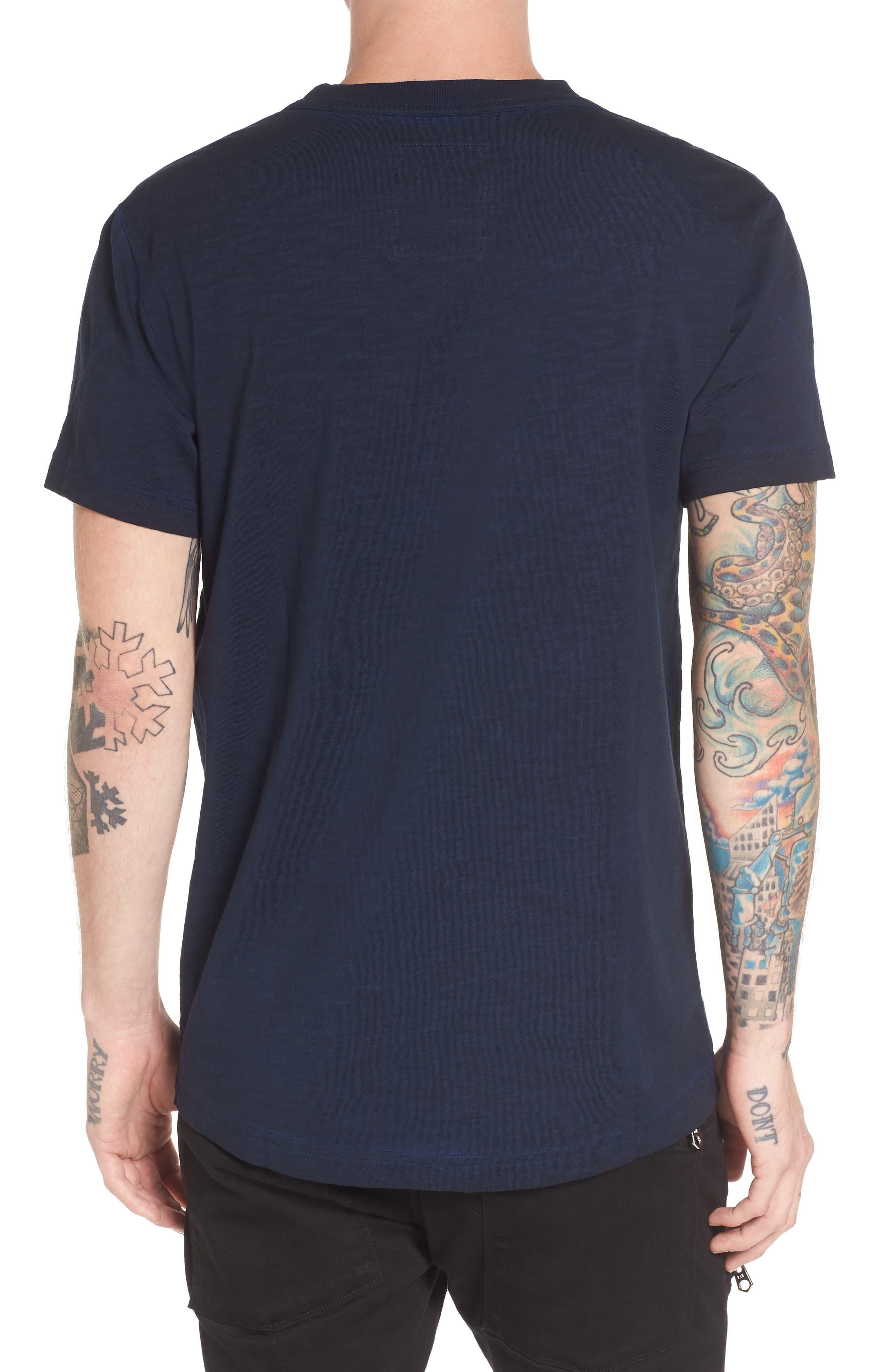 Stalt Pocket T-Shirt,                             Alternate thumbnail 2, color,                             400