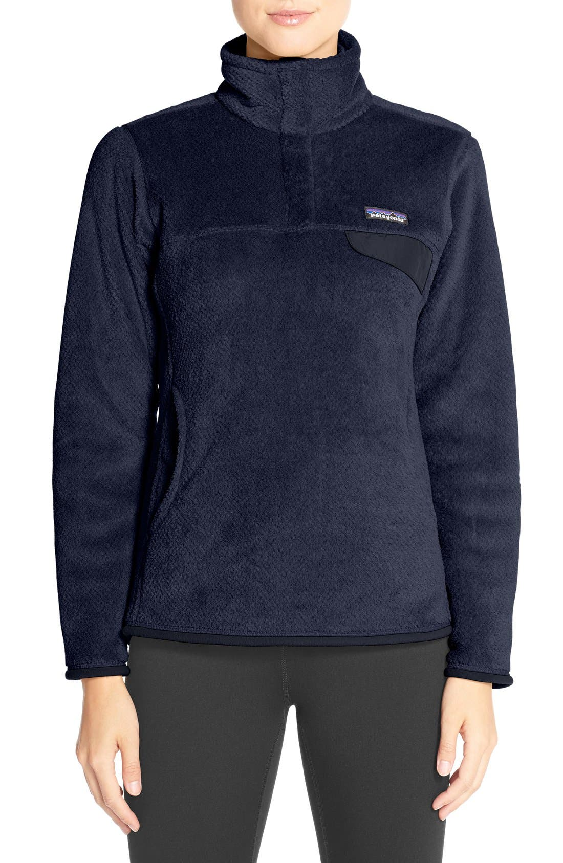 Re-Tool Snap-T<sup>®</sup> Fleece Pullover,                             Main thumbnail 35, color,