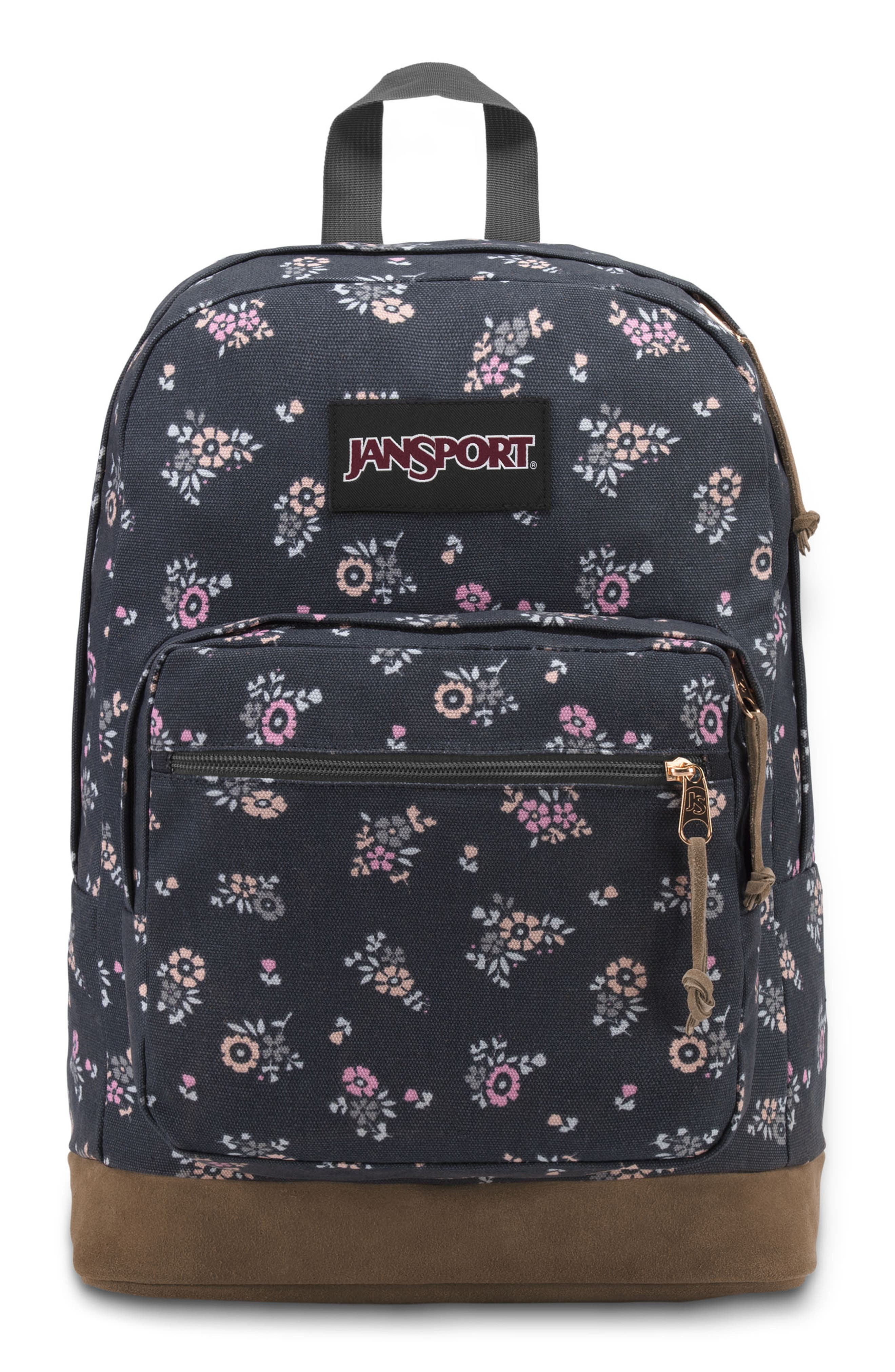 Right Pack Expressions Backpack,                             Main thumbnail 1, color,                             TINY BLOOMS