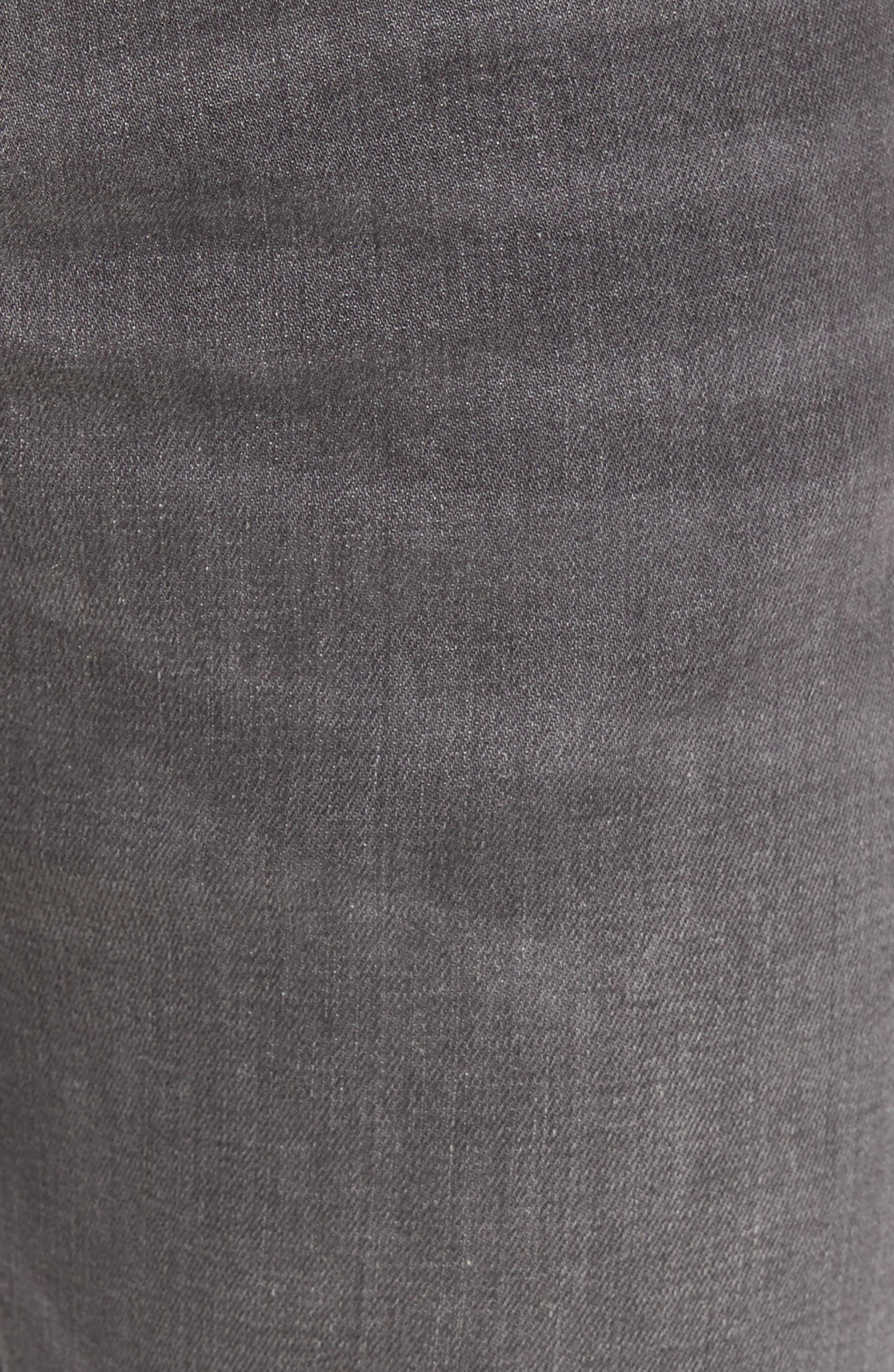 Hugo Boss 708 Stonewash Denim Jeans,                             Alternate thumbnail 5, color,                             021