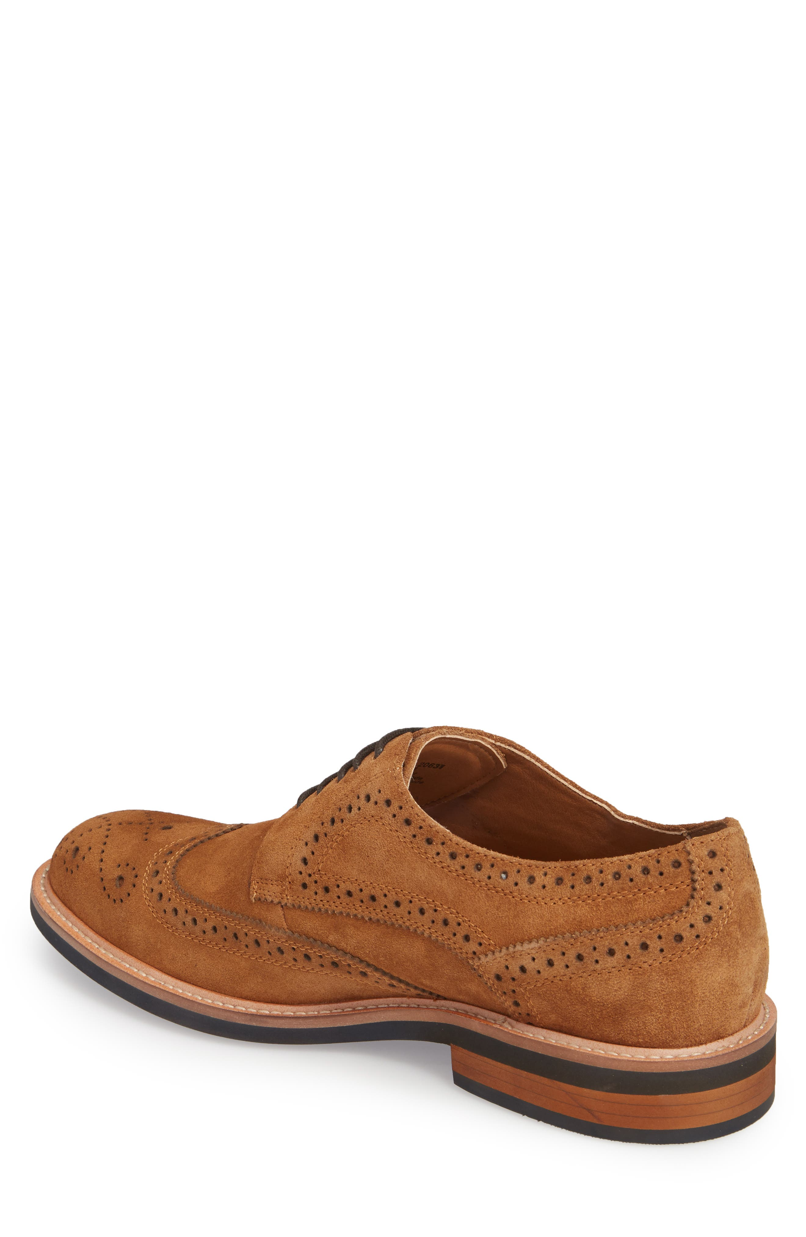 Kenneth Cole Reaction Wingtip,                             Alternate thumbnail 6, color,