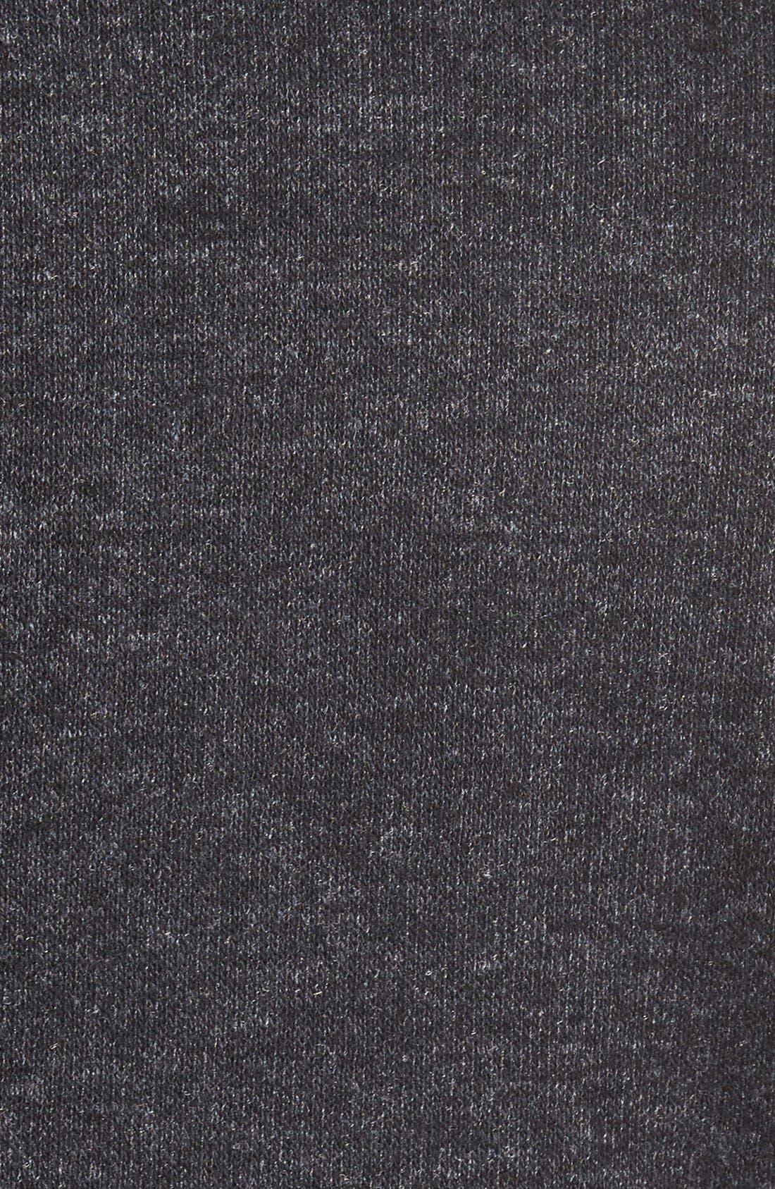 BOSS 'Shawn' Wool Blend Overcoat,                             Alternate thumbnail 5, color,                             402